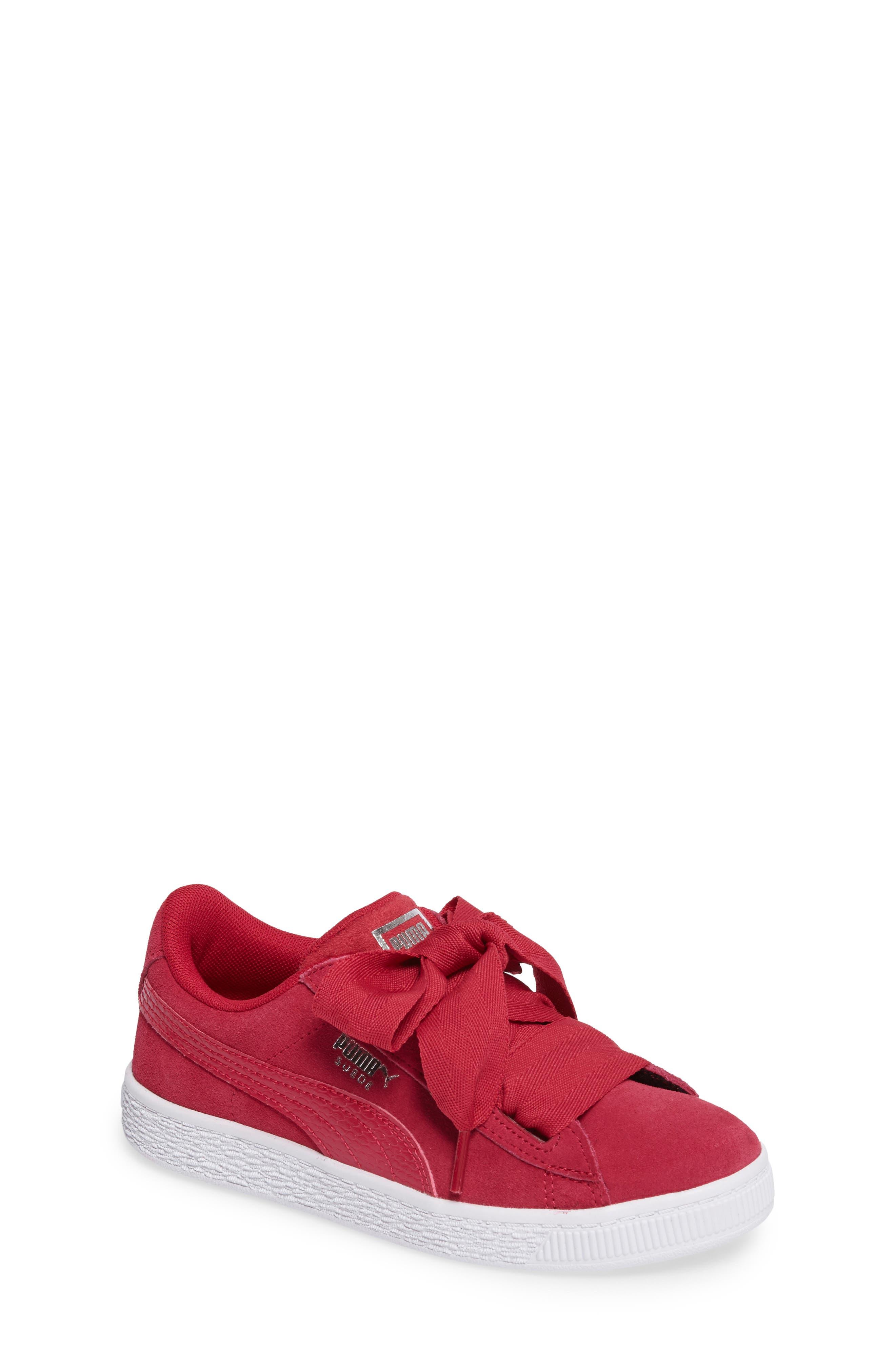 Basket Heart Sneaker,                             Main thumbnail 3, color,