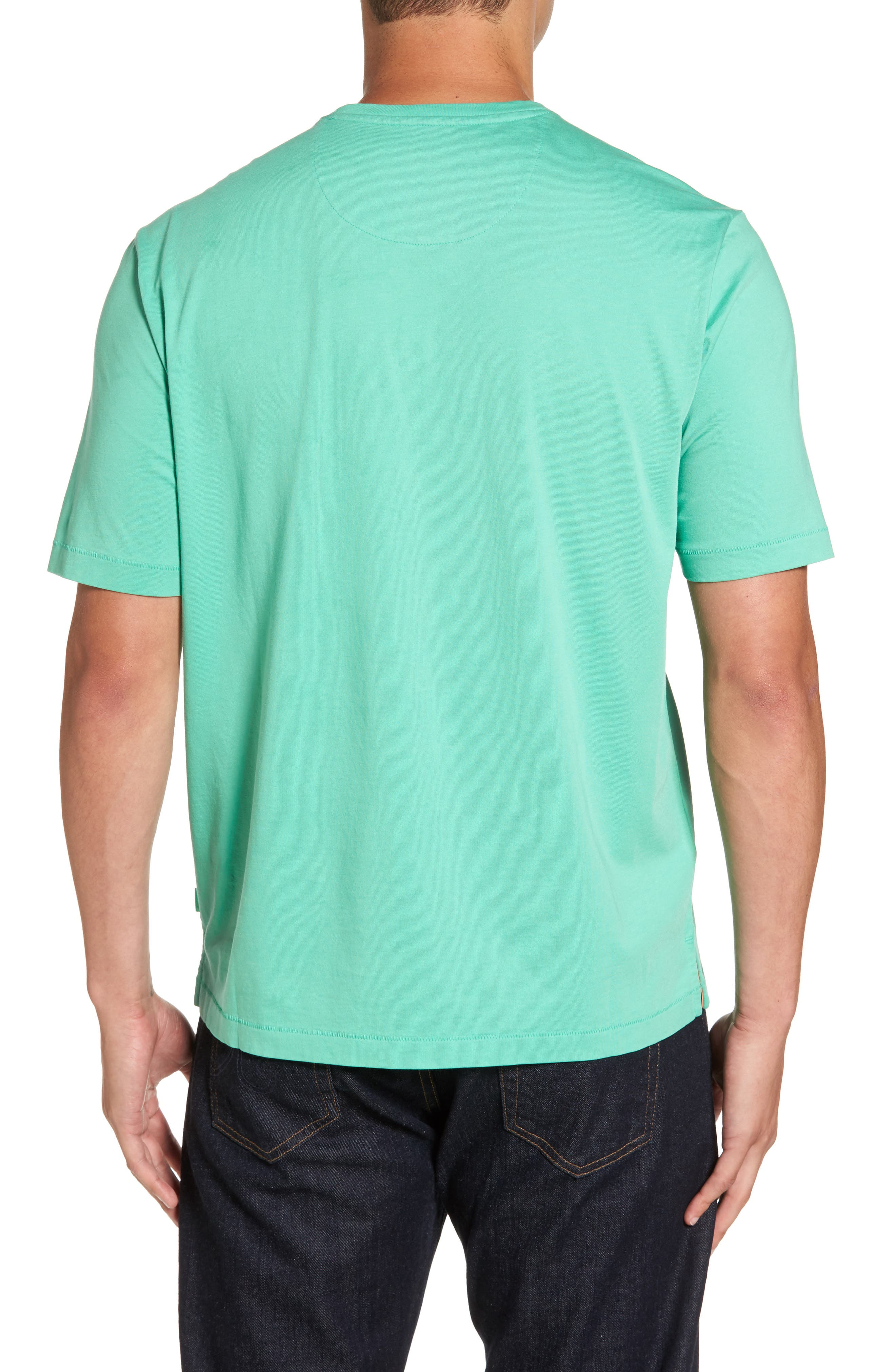 Bali Skyline Pocket T-Shirt,                             Alternate thumbnail 2, color,                             300
