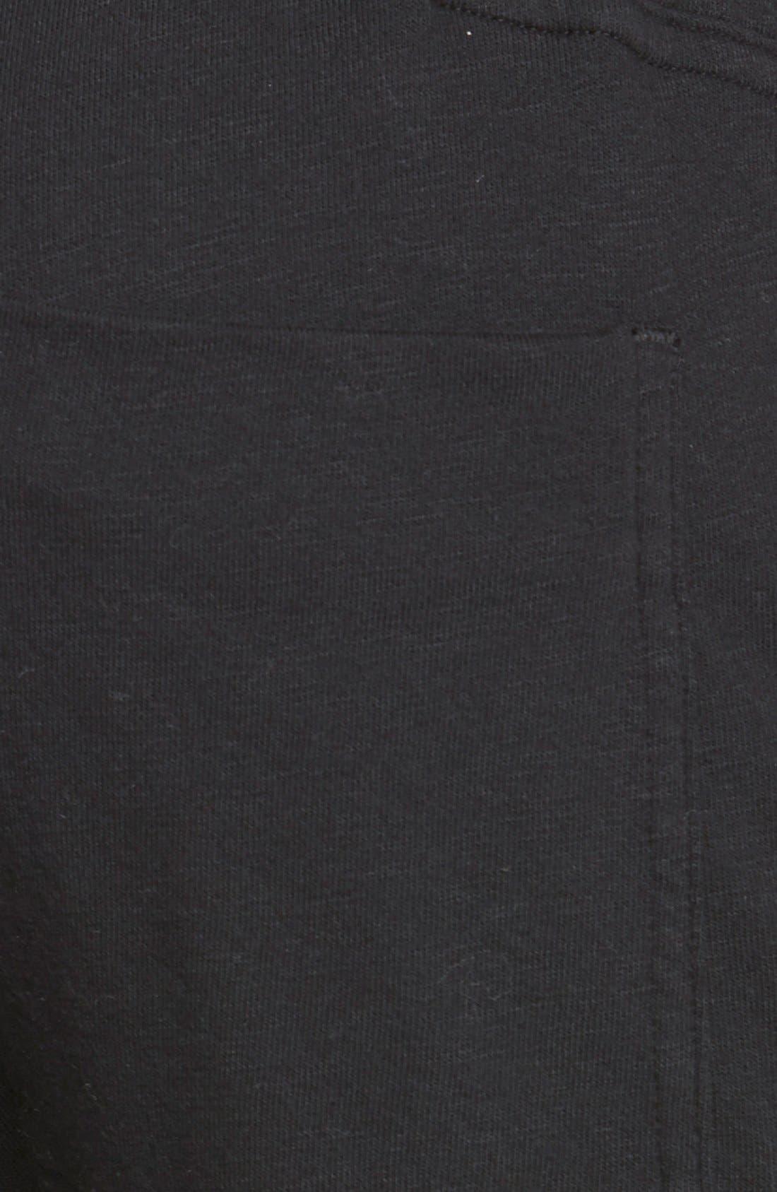 Slouchy Sweatpants,                             Alternate thumbnail 3, color,                             001