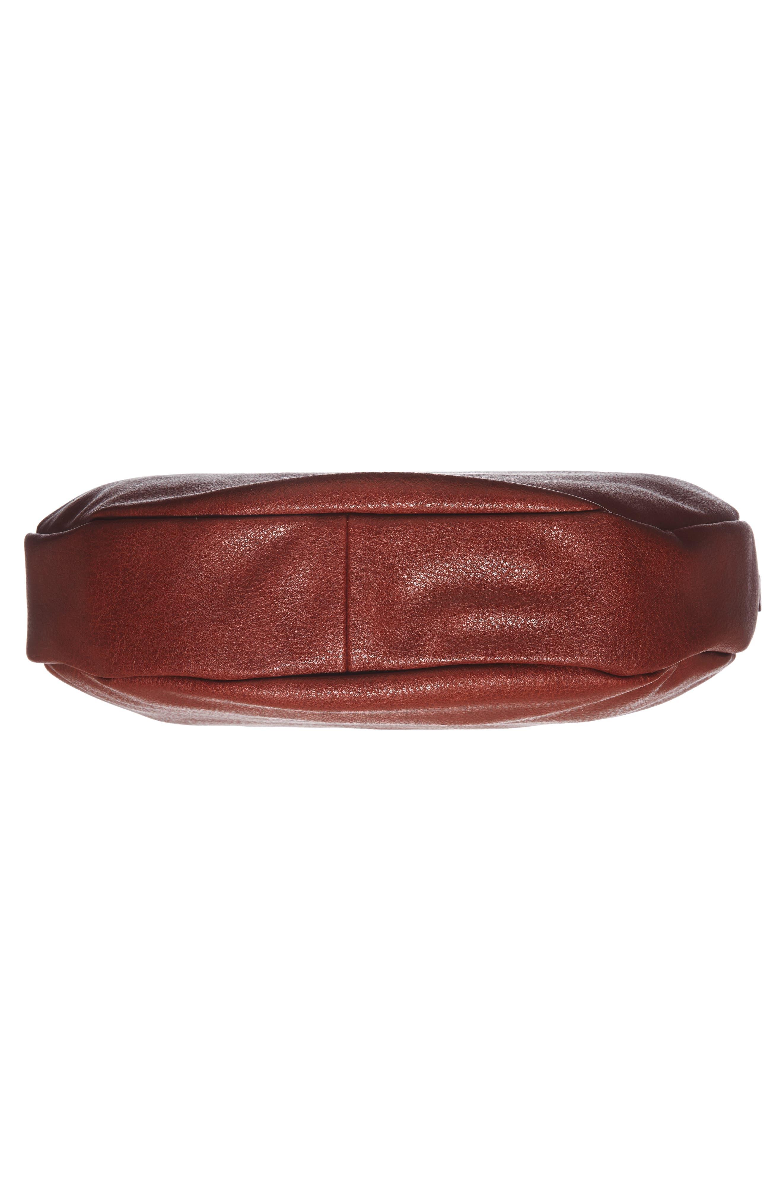 Kadence Faux Leather Shoulder Bag,                             Alternate thumbnail 12, color,