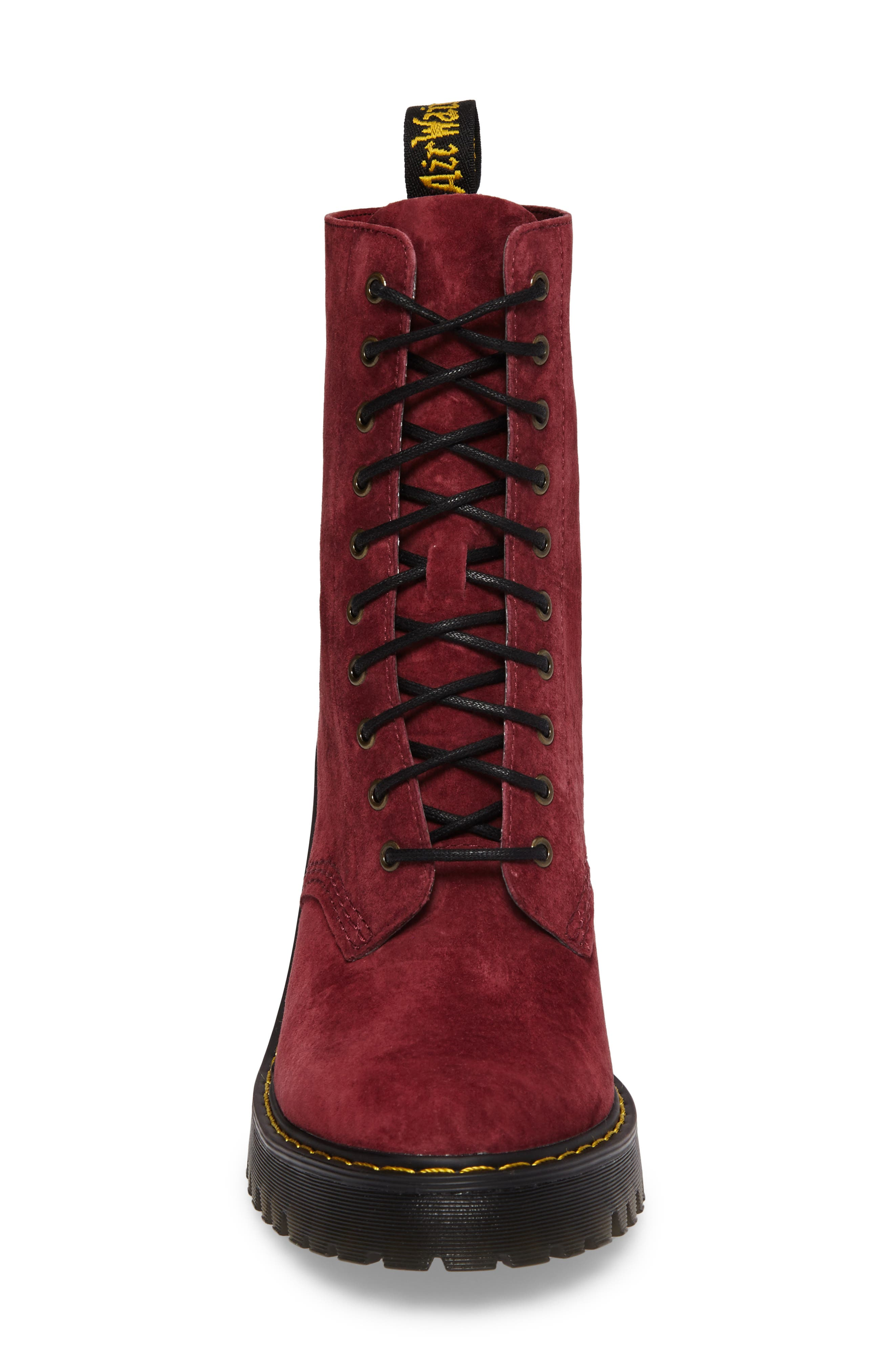 Kendra Heeled Bootie,                             Alternate thumbnail 8, color,