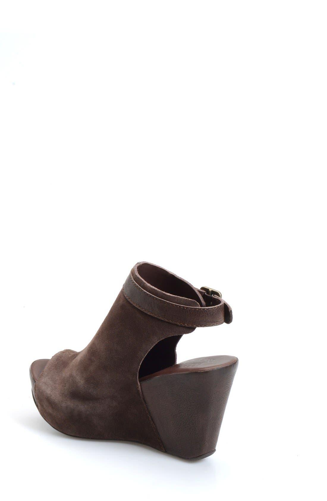 'Berit' Wedge Sandal,                             Alternate thumbnail 39, color,
