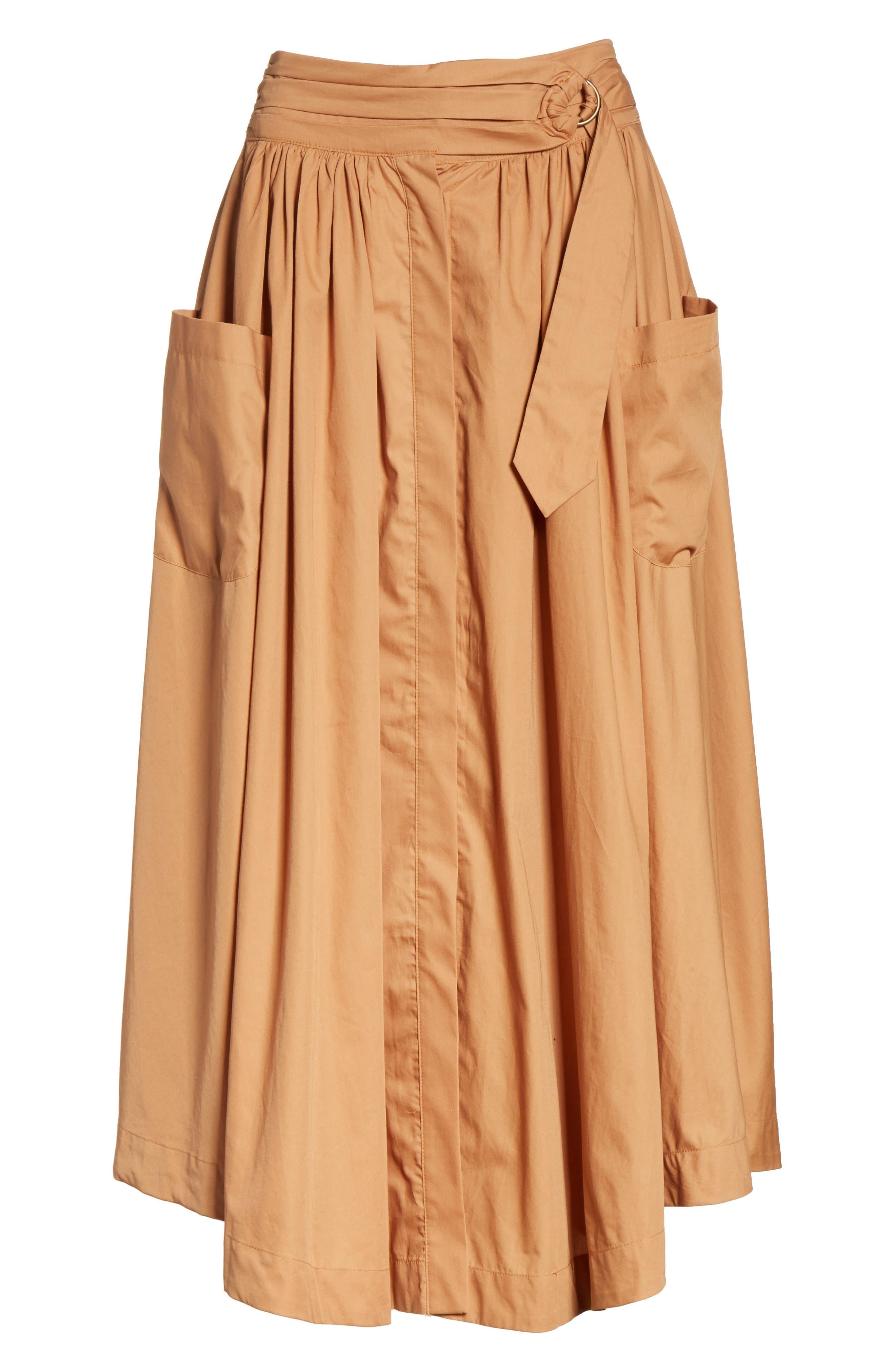 Dream of Me Midi Skirt,                             Alternate thumbnail 6, color,                             230