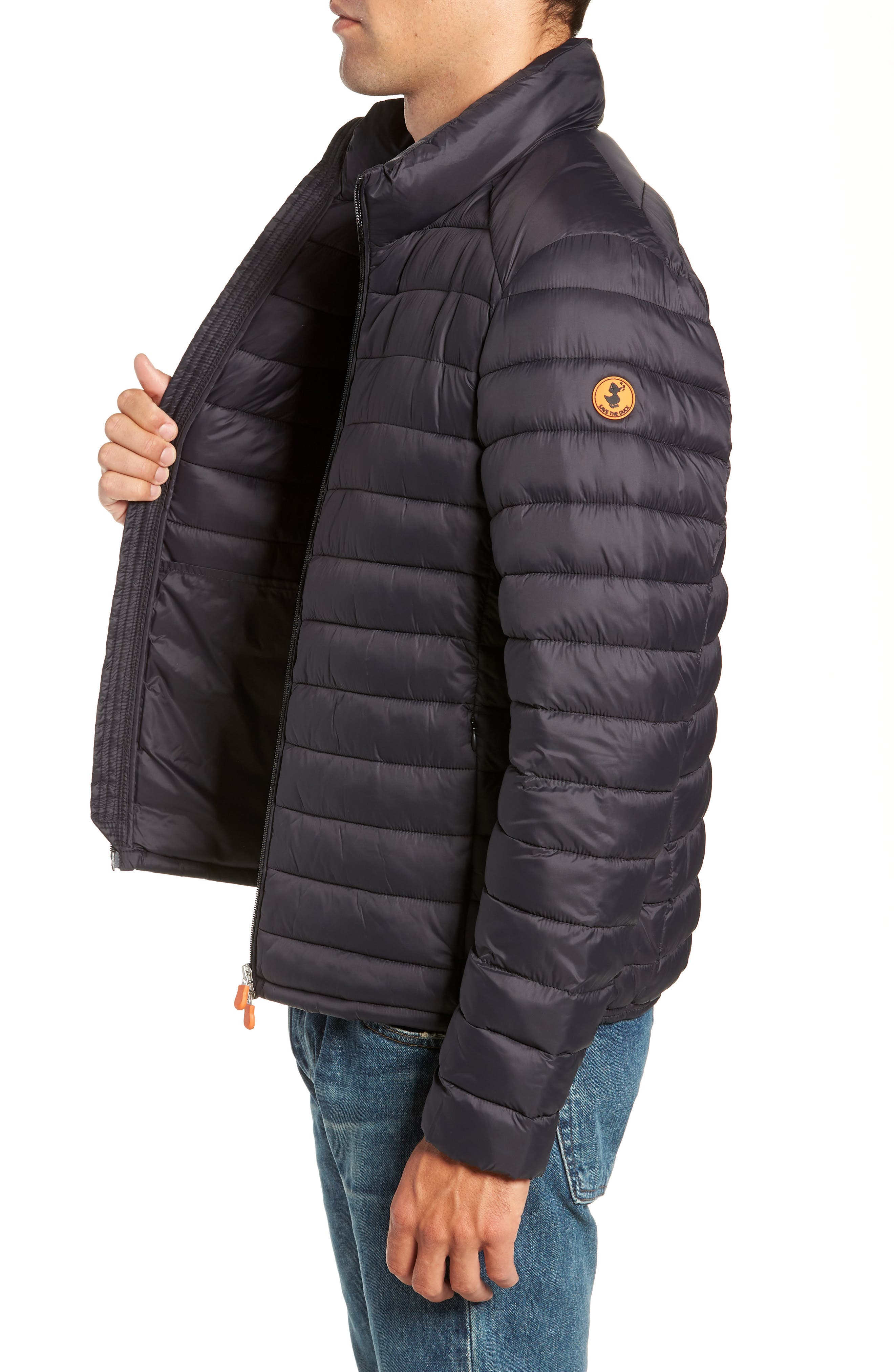 PLUMTECH<sup>®</sup> Insulated Packable Jacket,                             Alternate thumbnail 3, color,                             001