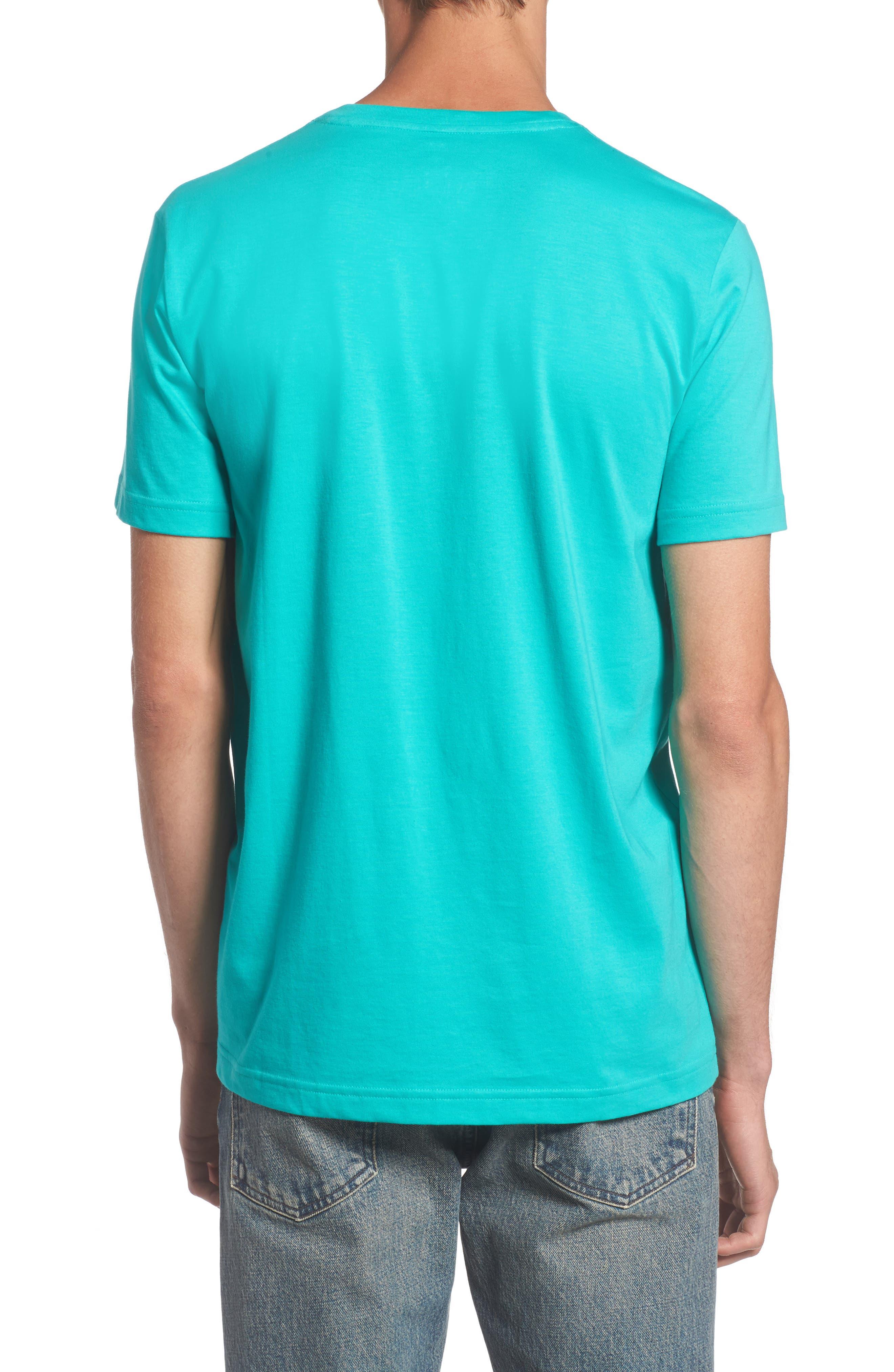 V-Neck T-Shirt,                             Alternate thumbnail 14, color,