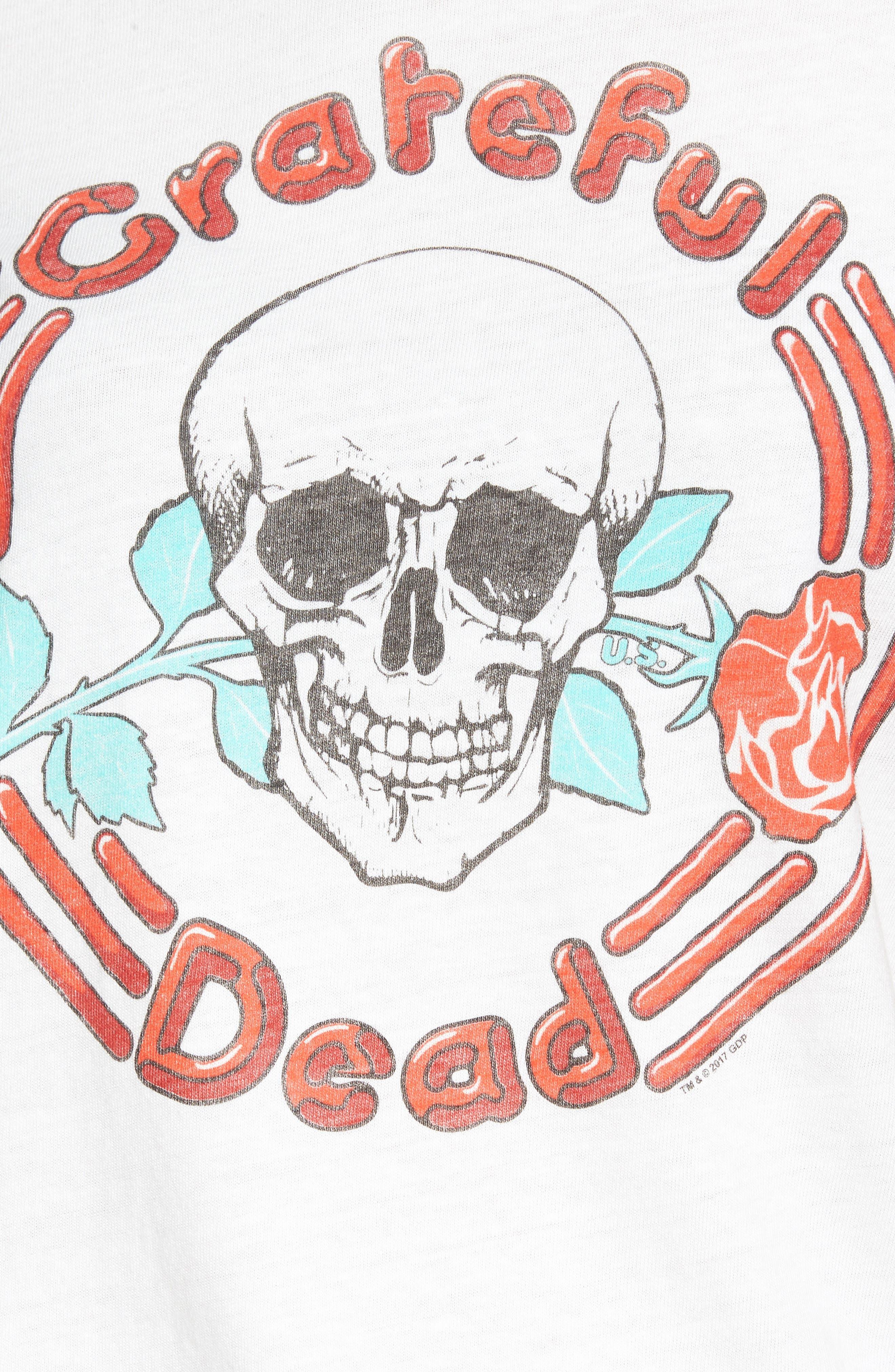 Grateful Dead Tee,                             Alternate thumbnail 5, color,