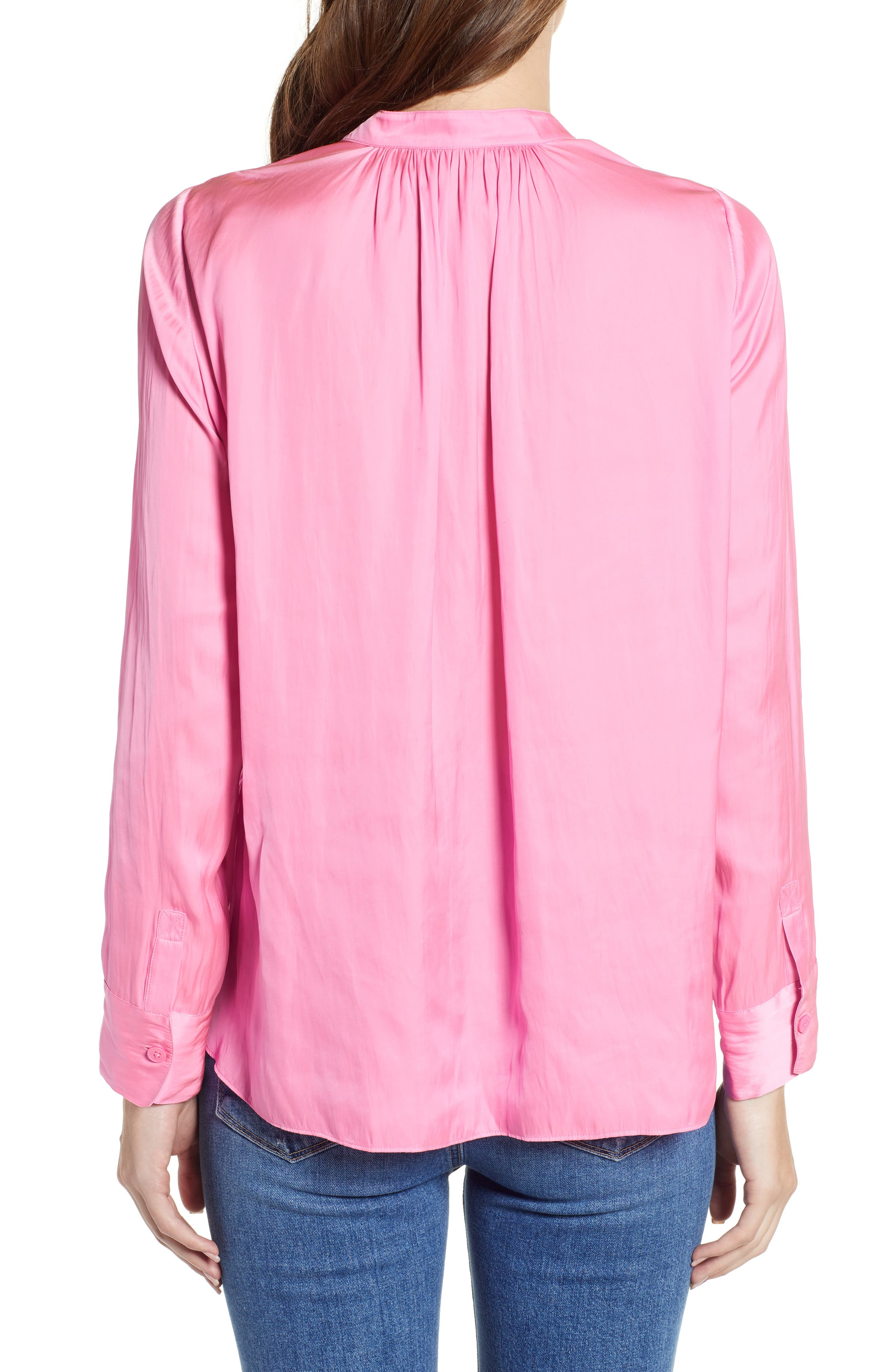 Zadig & Volaire Tink Blouse,                             Alternate thumbnail 2, color,                             688