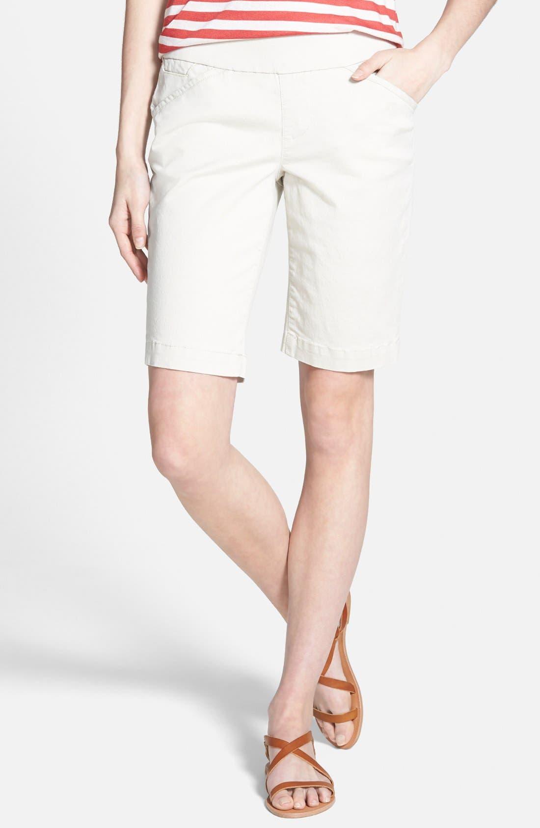 'Ainsley' Slim Bermuda Shorts,                             Main thumbnail 6, color,