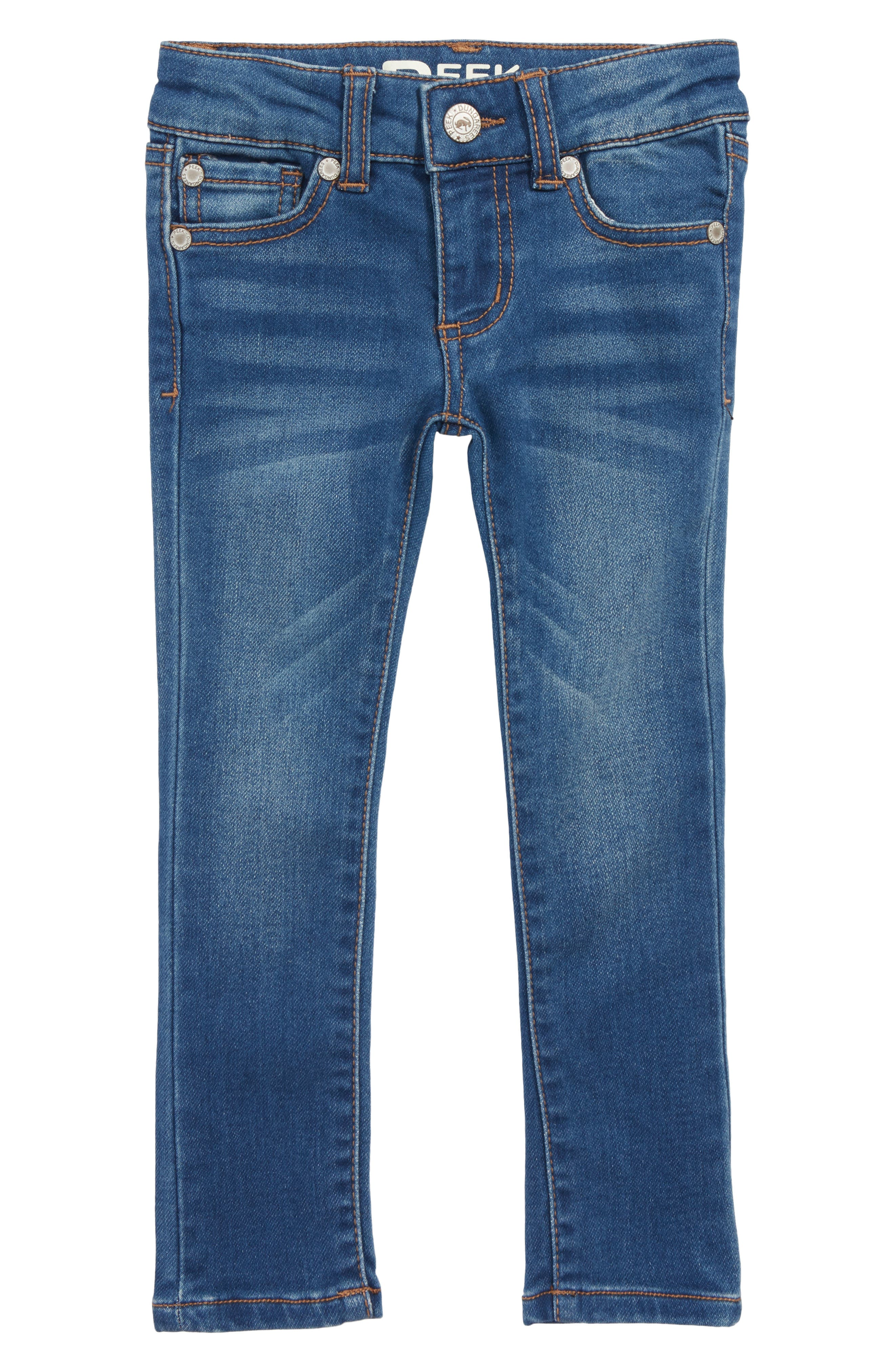 Taylor Jeans,                         Main,                         color, MEDIUM RINSE