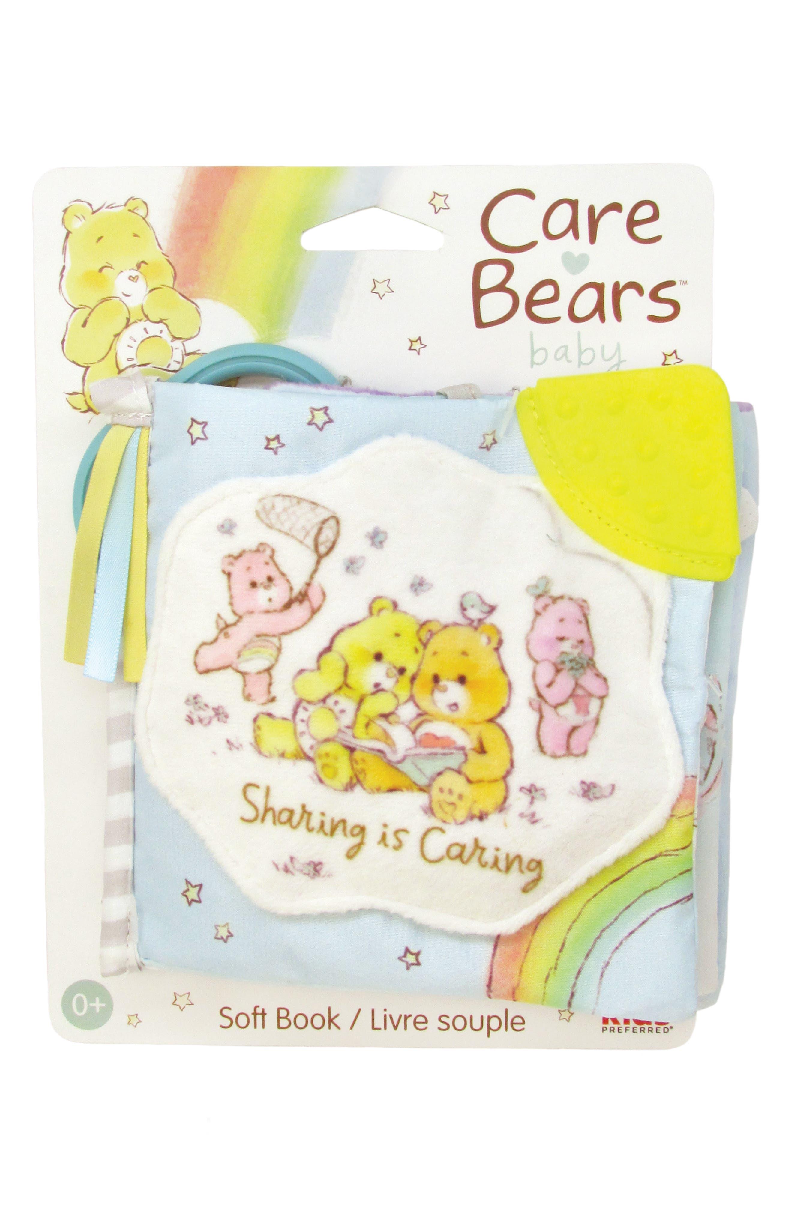 Toddler Kids Preferred Care Bears(TM) Soft Book