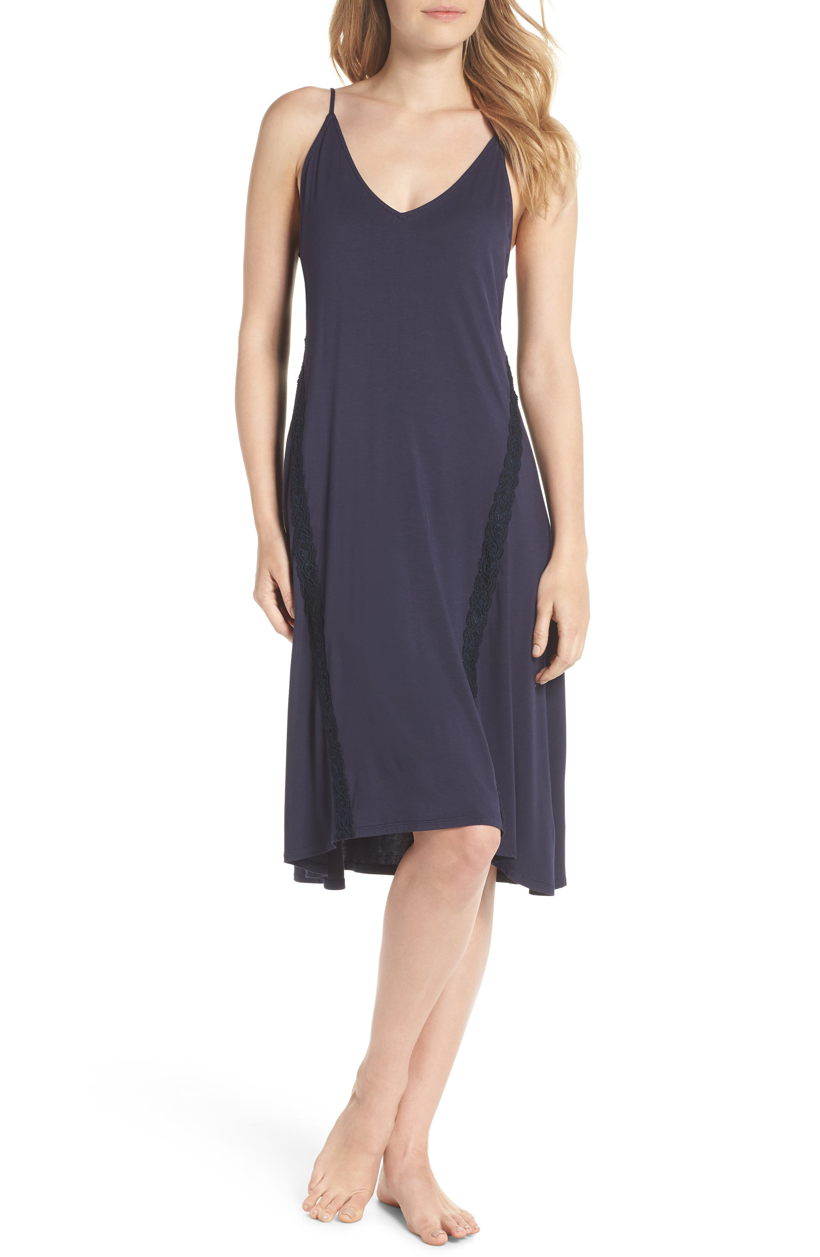 Feathers Essential Nightgown,                         Main,                         color, 403