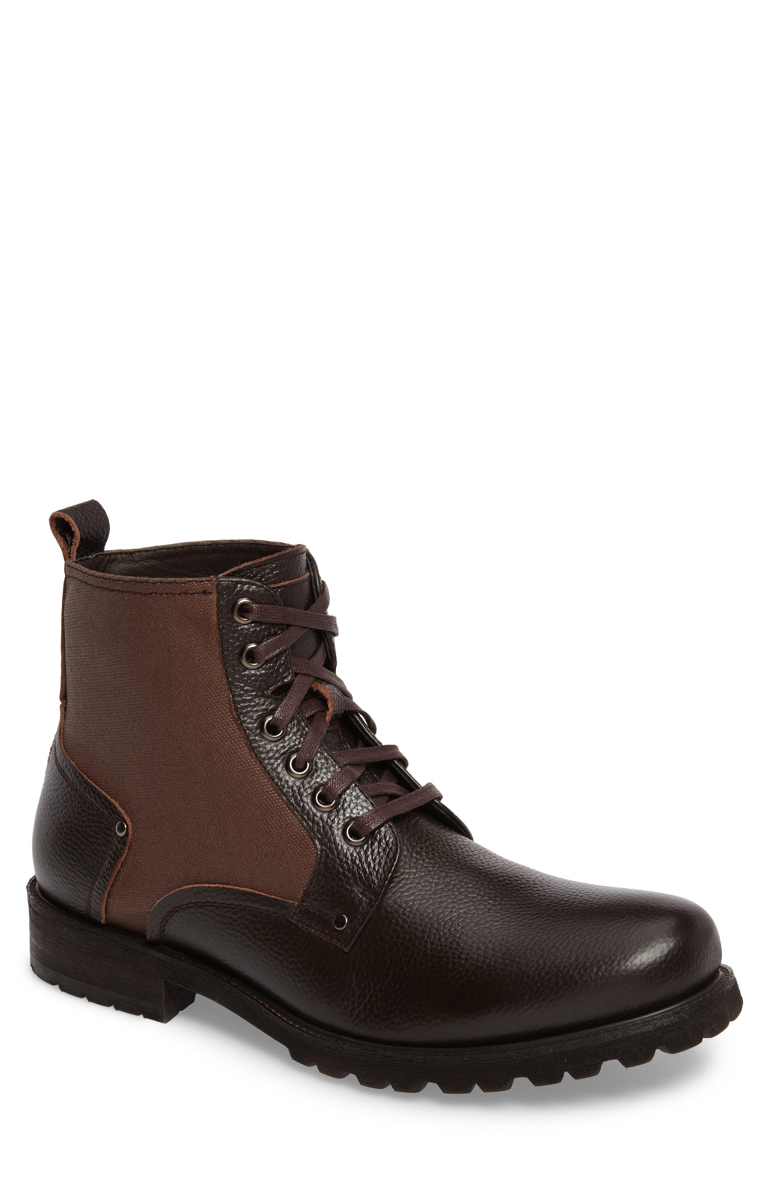 Whitley Plain Toe Boot,                             Main thumbnail 2, color,