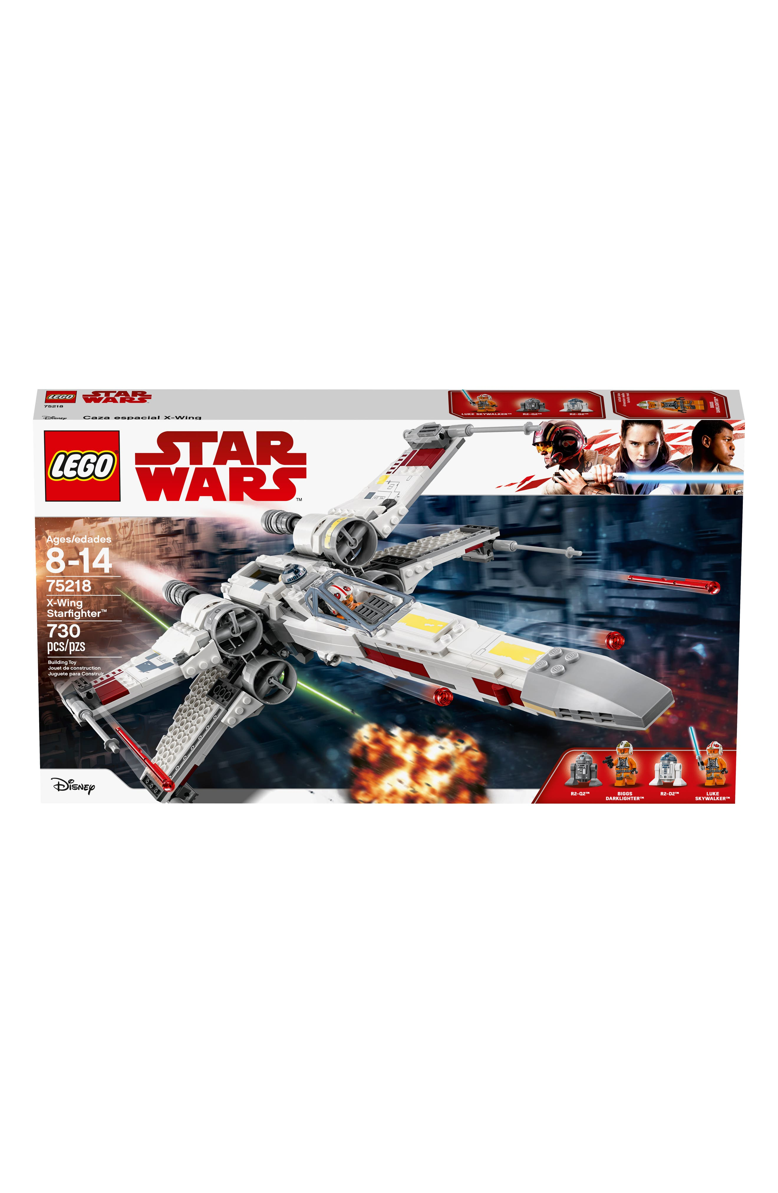 LEGO<SUP>®</SUP>,                             Star Wars<sup>®</sup> X-Wing Starfighter - 75218,                             Alternate thumbnail 2, color,                             960