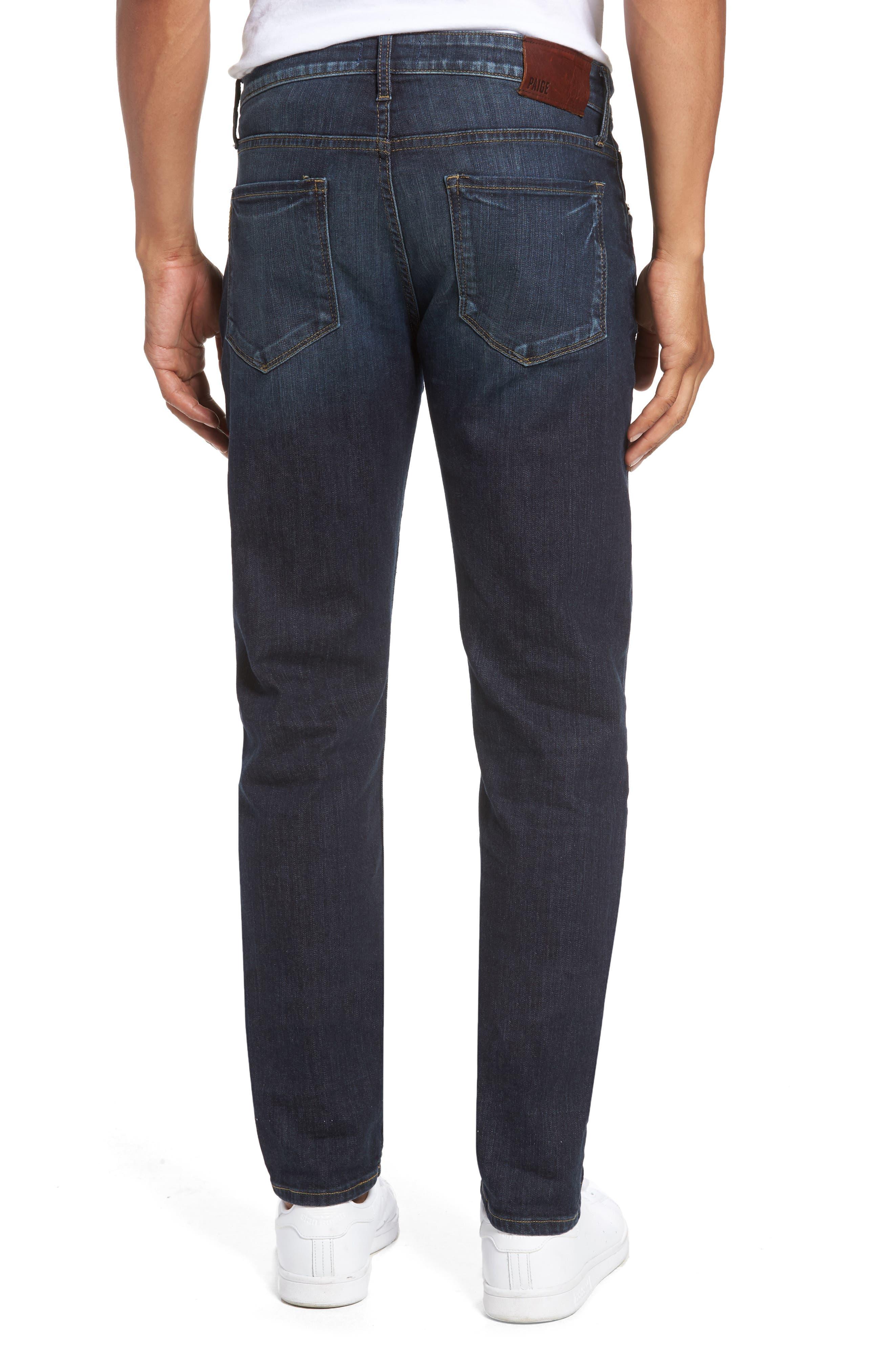 Lennox Slim Fit Jeans,                             Alternate thumbnail 2, color,                             400