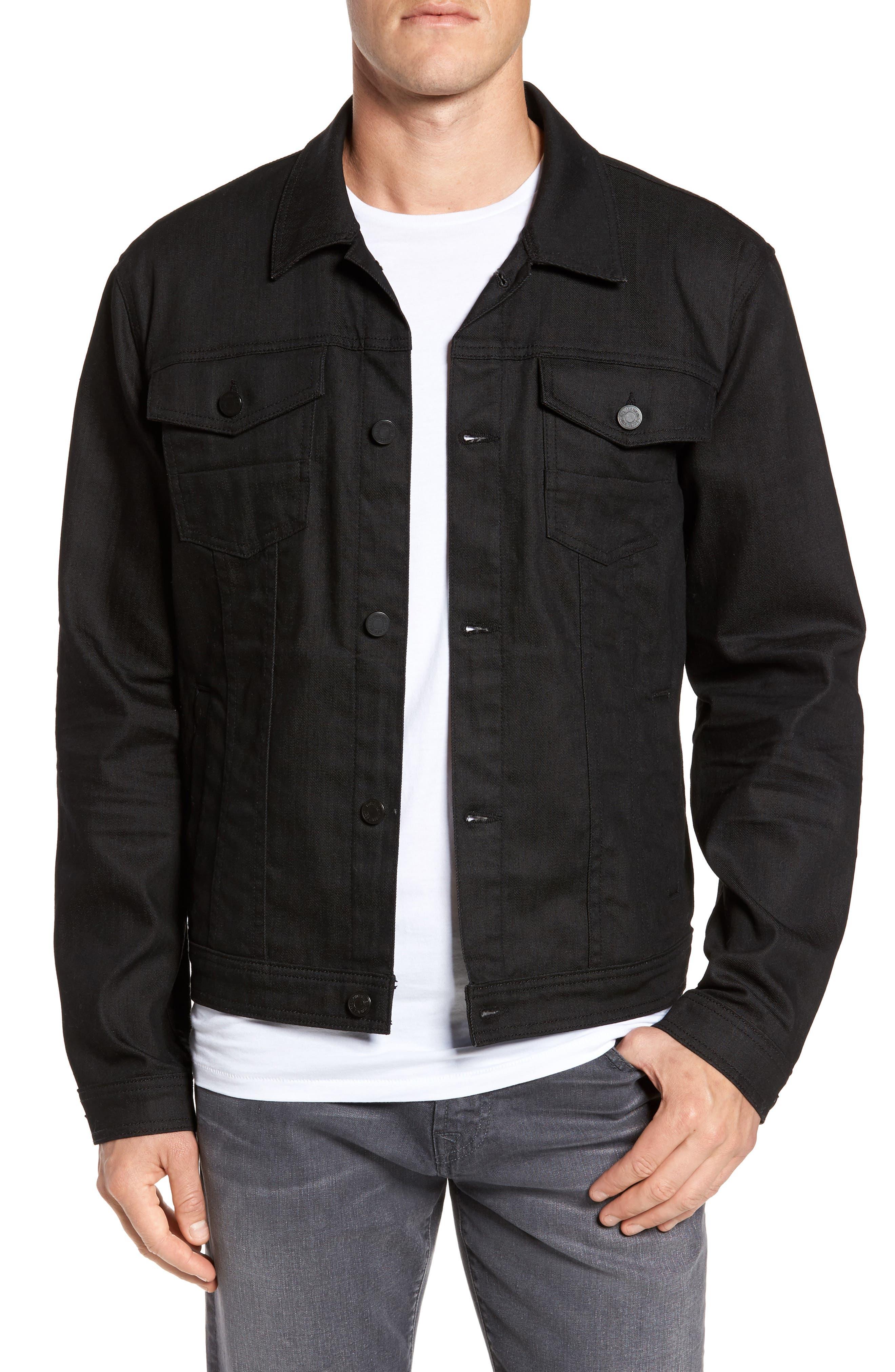 Denim Jacket,                         Main,                         color, 004