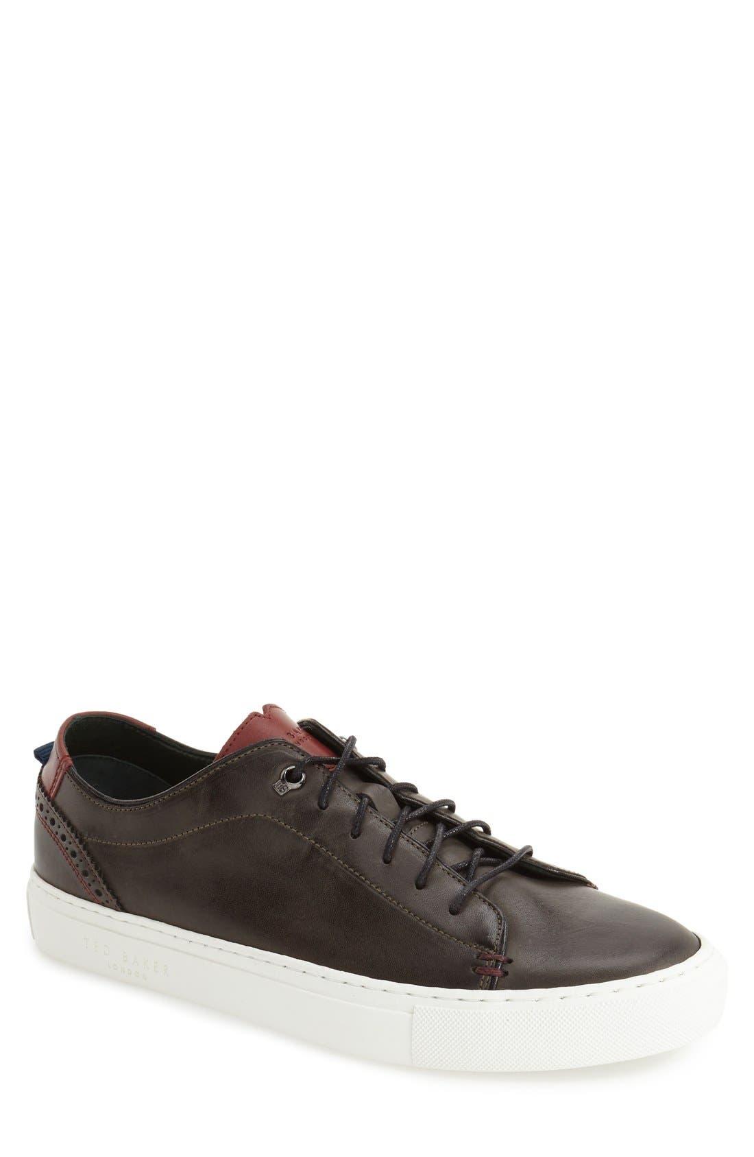 'Kiing Classic' Sneaker,                             Main thumbnail 3, color,