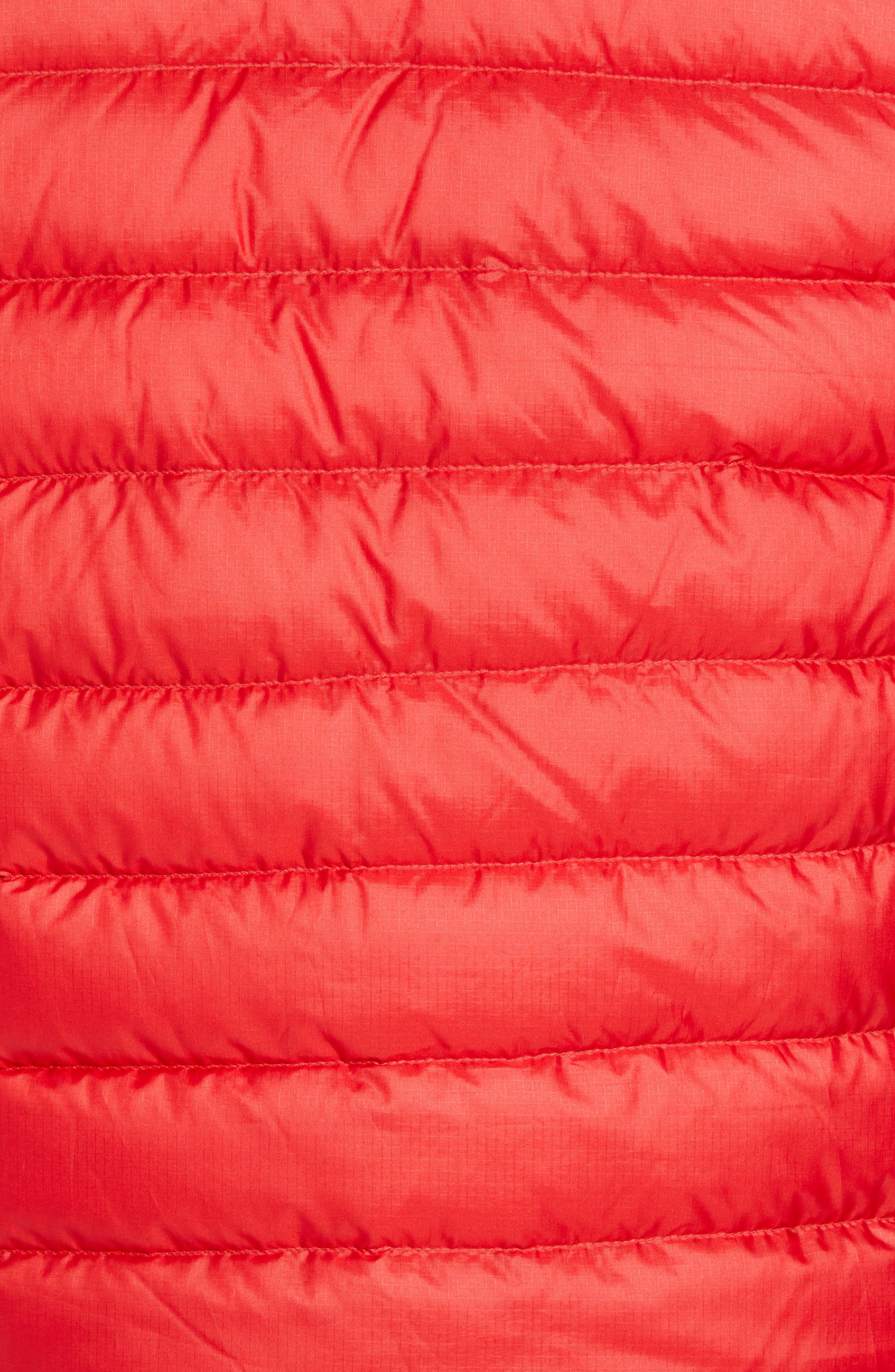 Windproof & Water Resistant 800 Fill Power Down Quilted Vest,                             Alternate thumbnail 50, color,