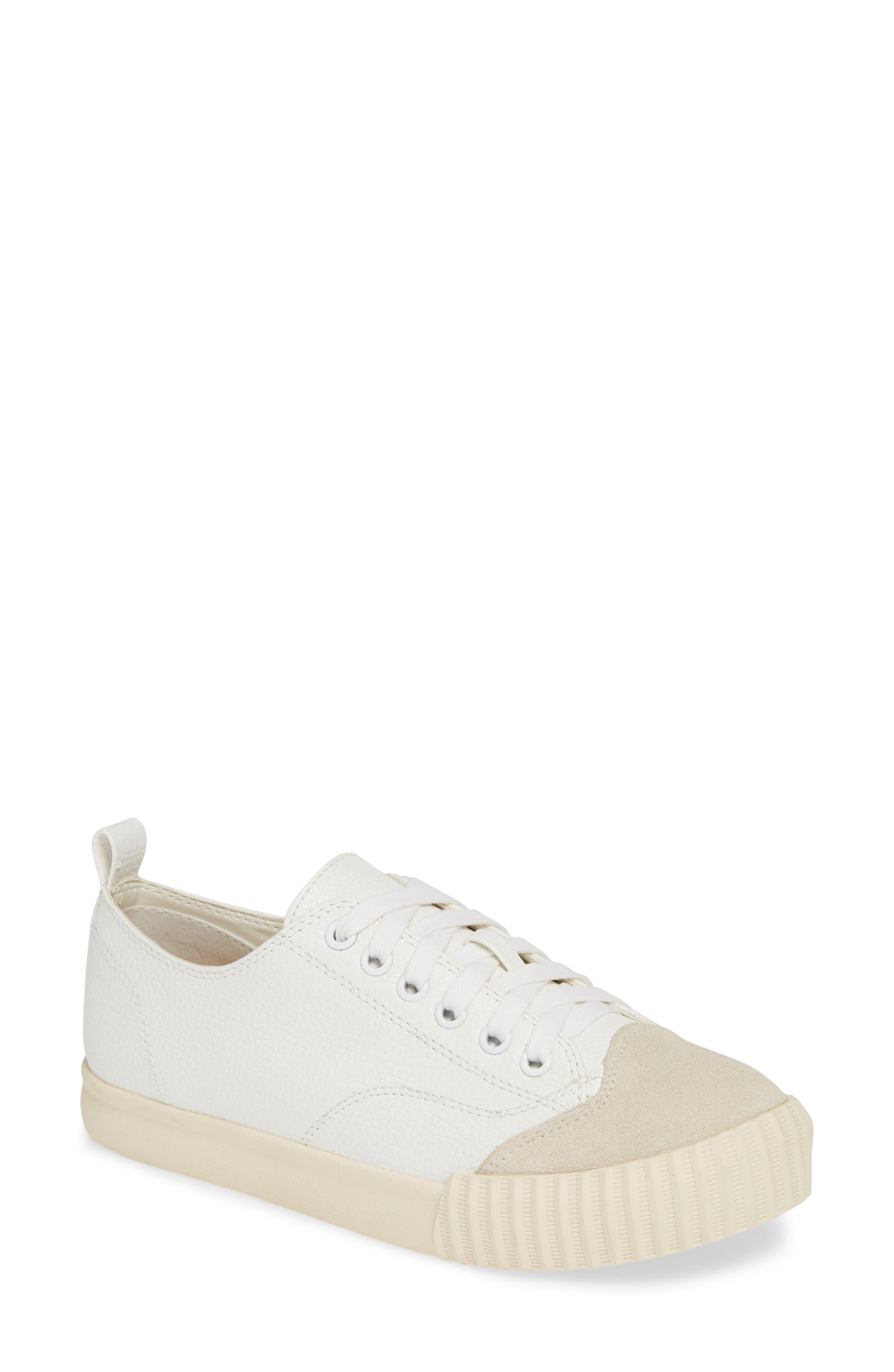 Mia Grayson Sneaker- White