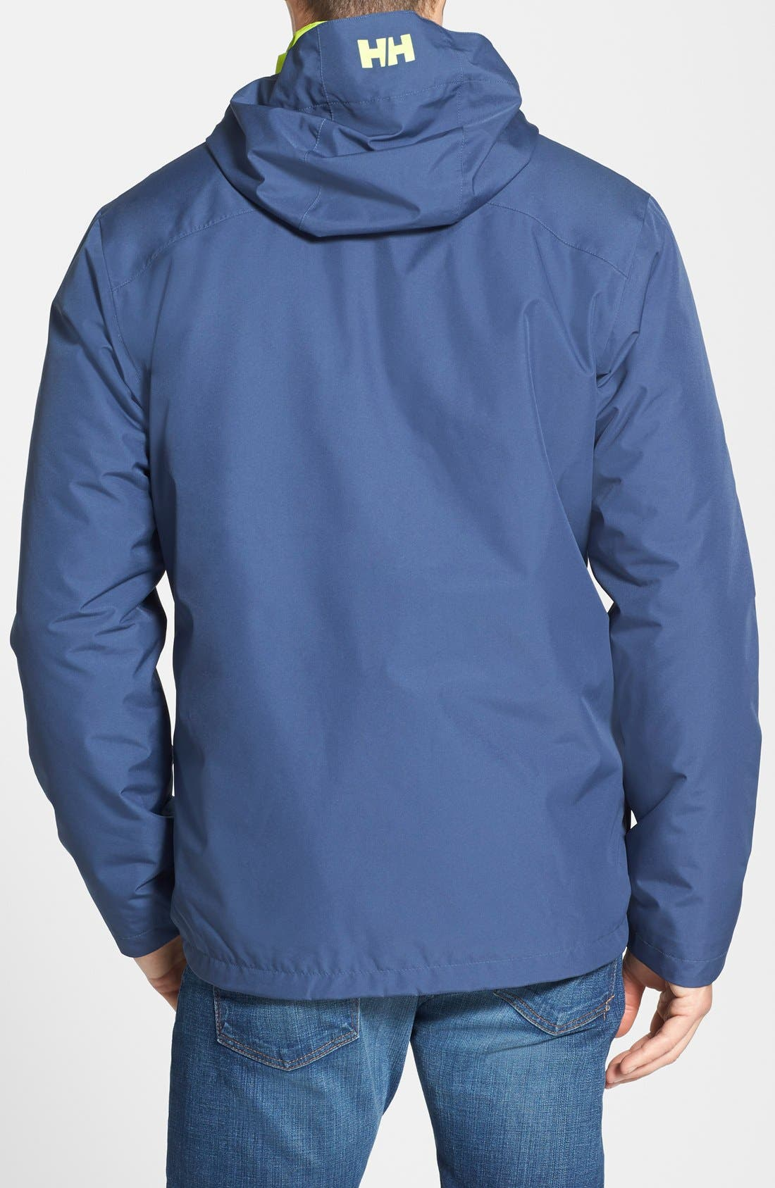 Squamish 3-in-1 Water Repellent Hooded Jacket,                             Alternate thumbnail 11, color,