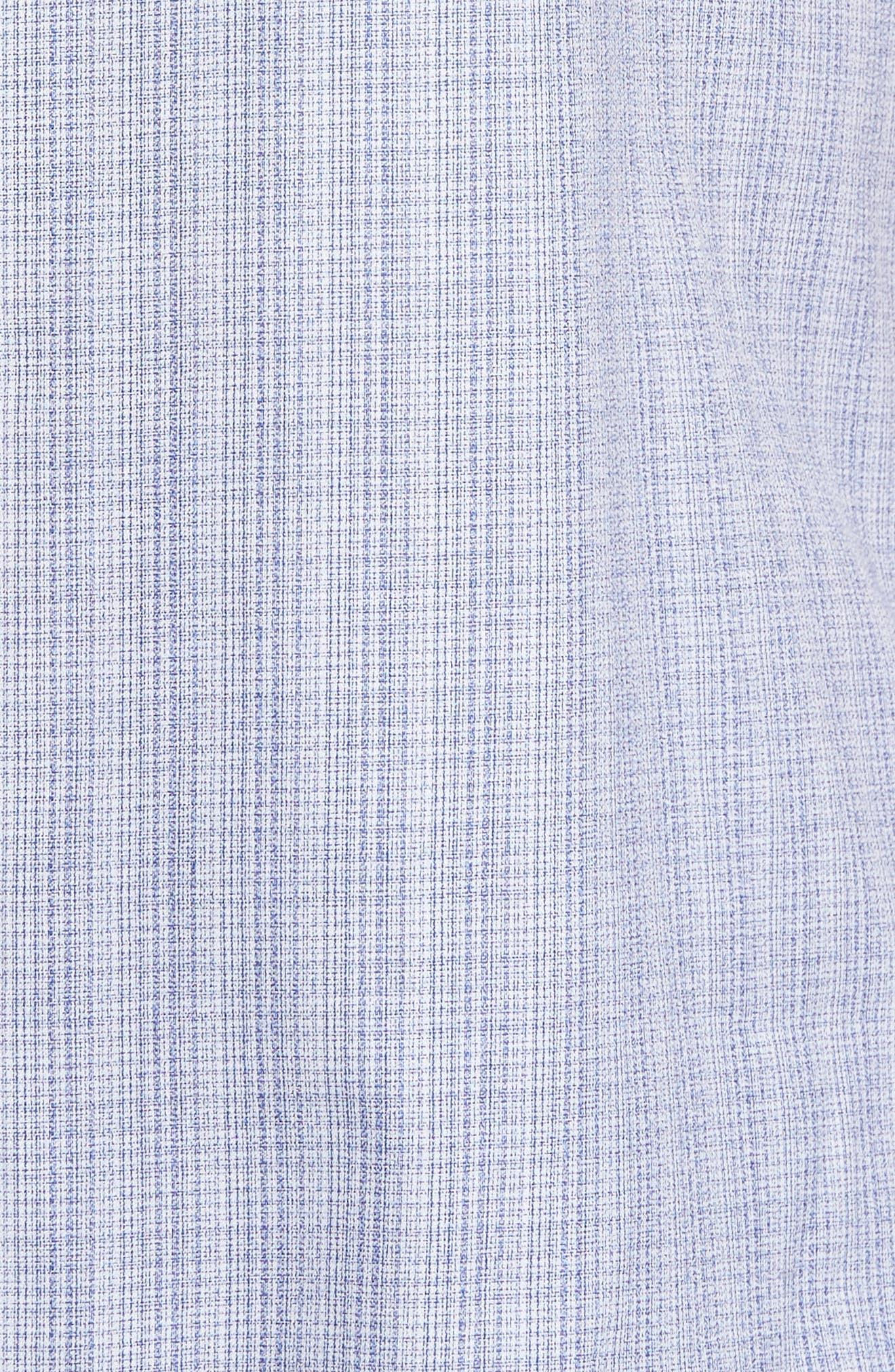 Zimmerman Check Sport Shirt,                             Alternate thumbnail 5, color,                             400
