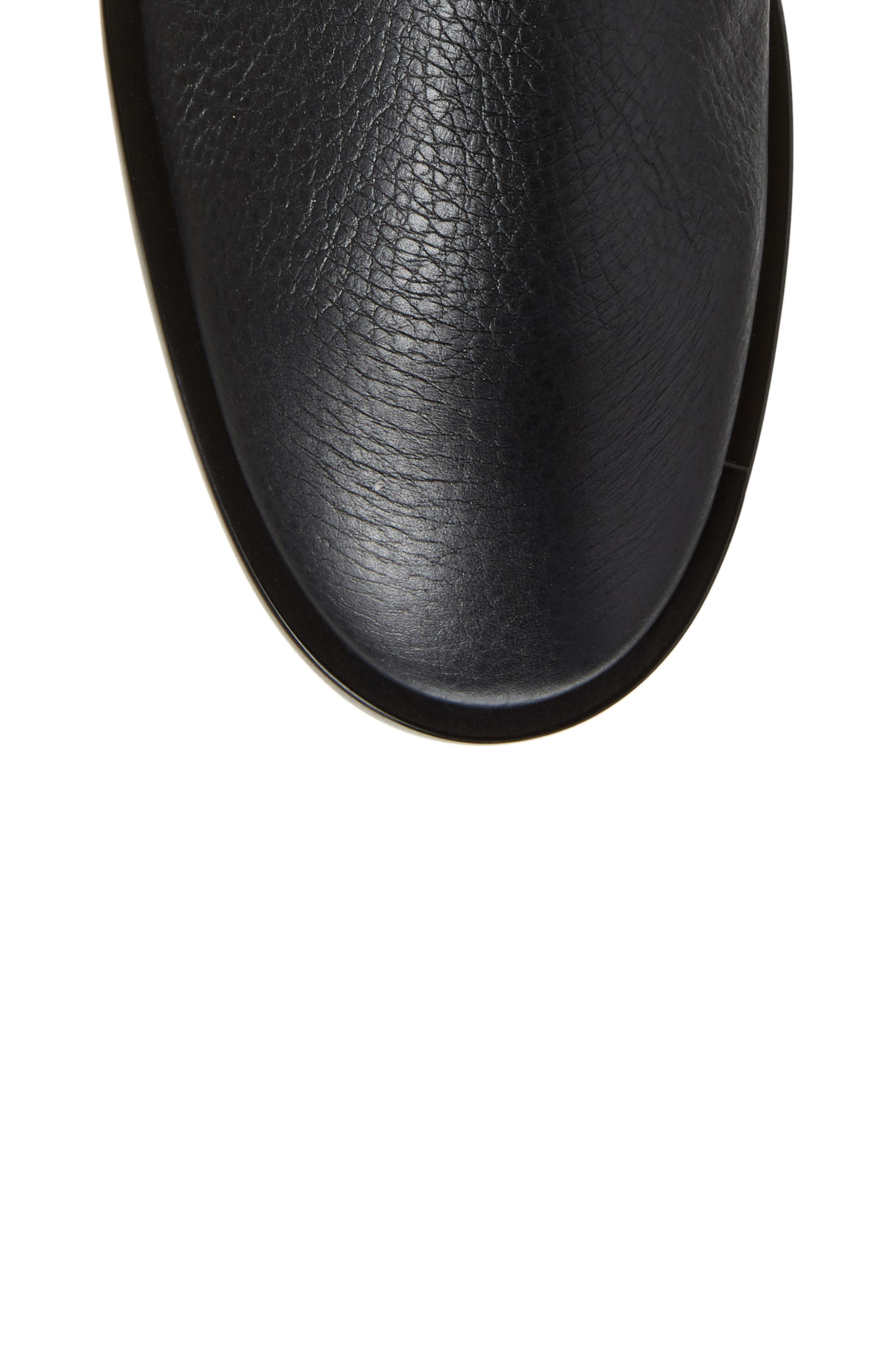 Casey Harness Boot,                             Alternate thumbnail 5, color,                             PITCH BLACK WESTPORT