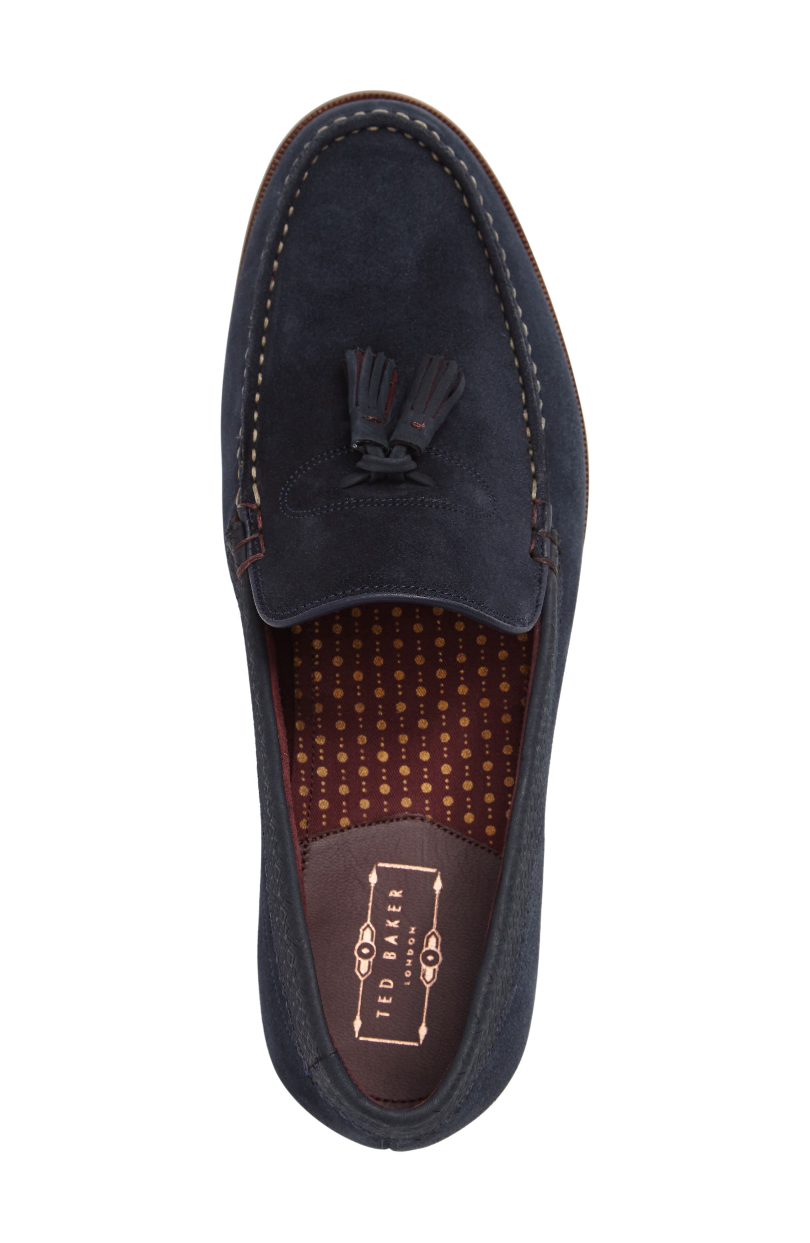 Dougge Tassel Loafer,                             Alternate thumbnail 16, color,
