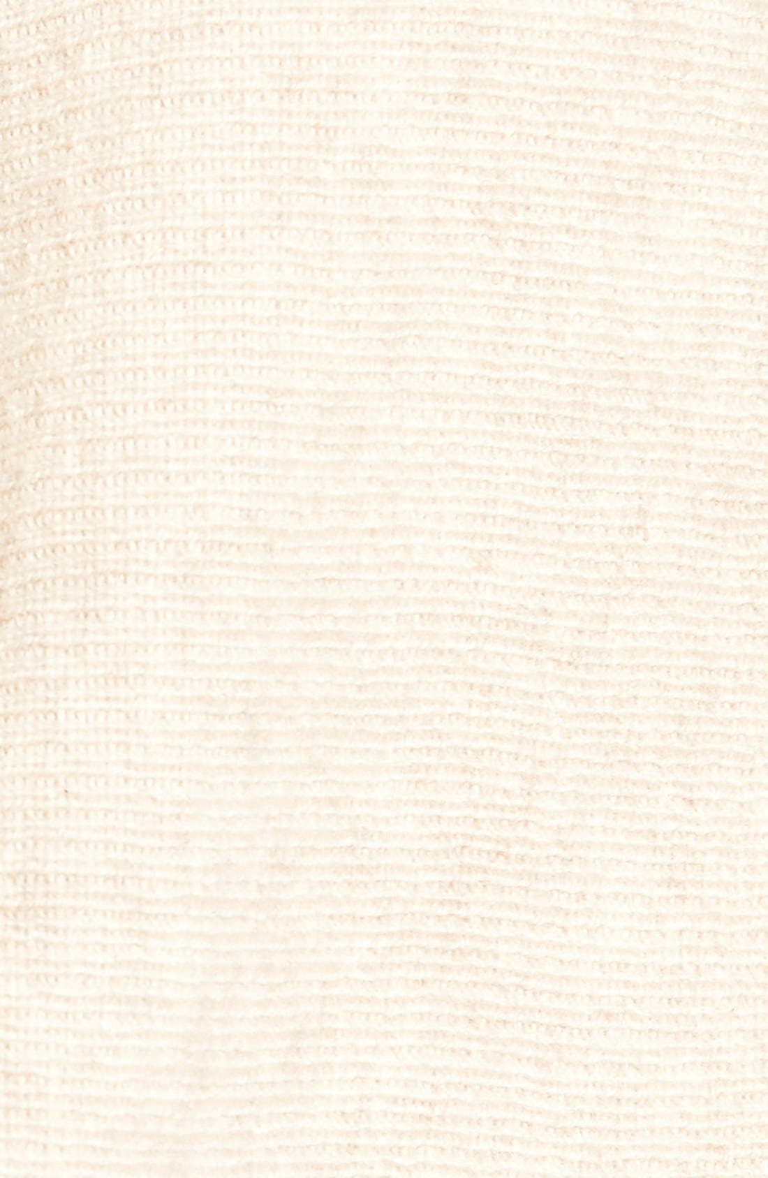 Wool & Cashmere Drape Front Sweater Vest,                             Alternate thumbnail 38, color,