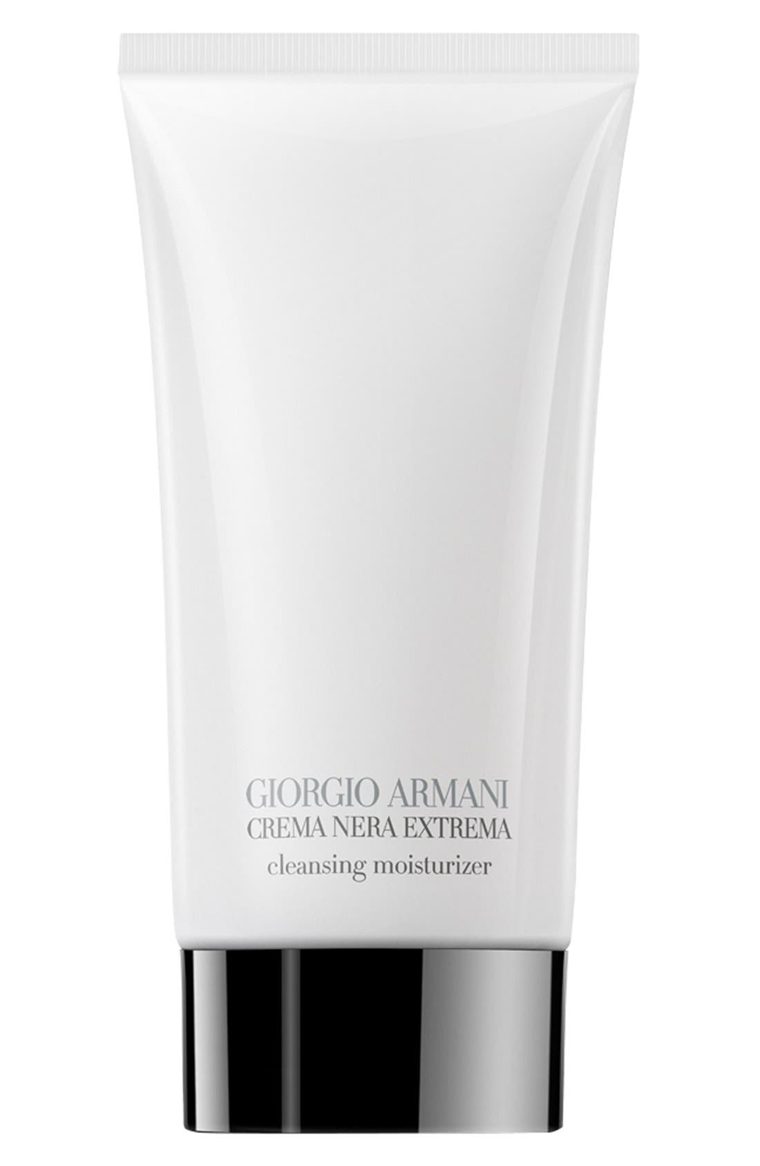 'Crema Nera Extrema' Supreme Clarifying Foam-in-Cream Cleansing Moisturizer,                             Main thumbnail 1, color,                             NO COLOR