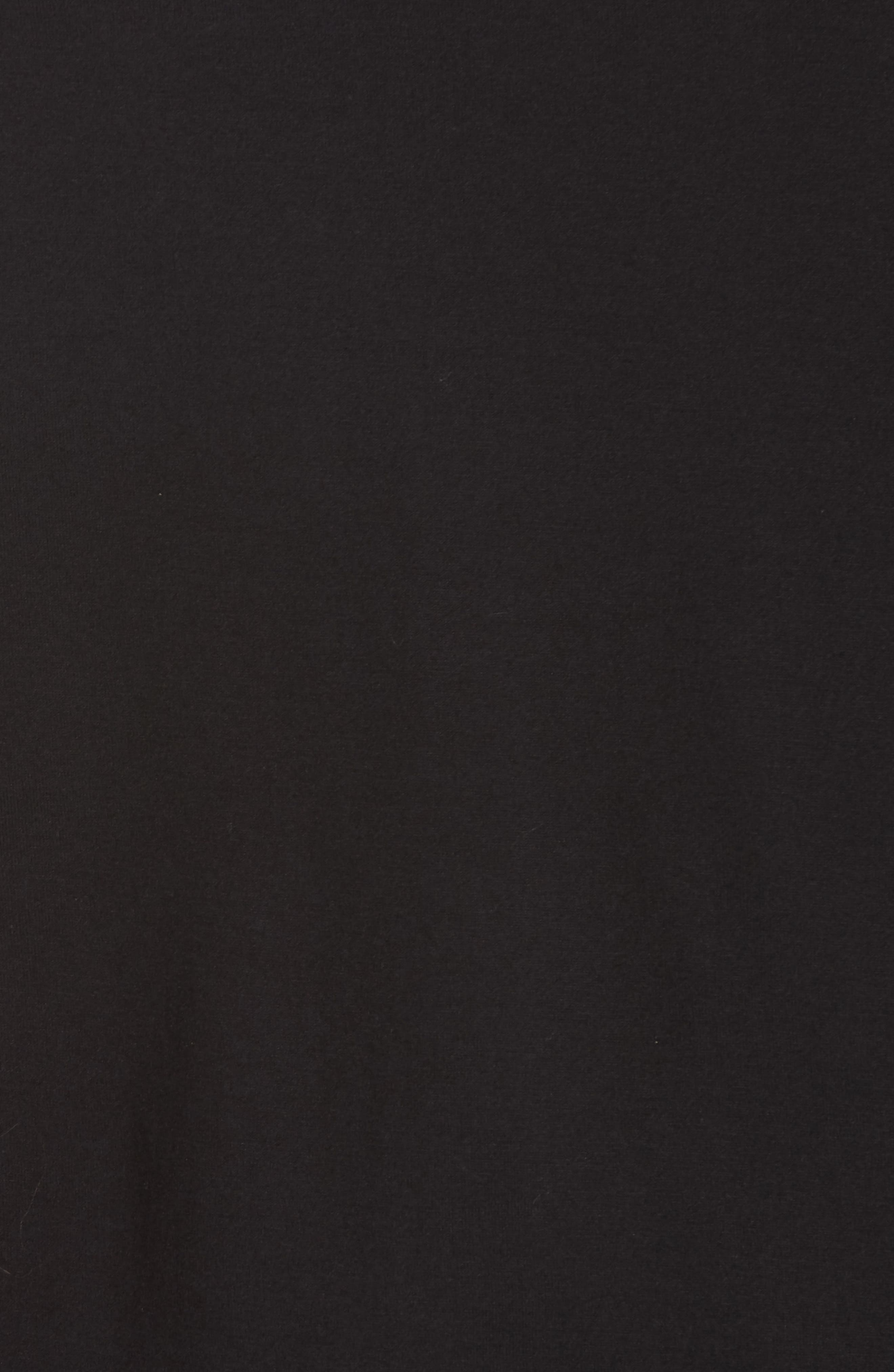 GIVENCHY,                             Vintage Logo T-Shirt,                             Alternate thumbnail 5, color,                             001