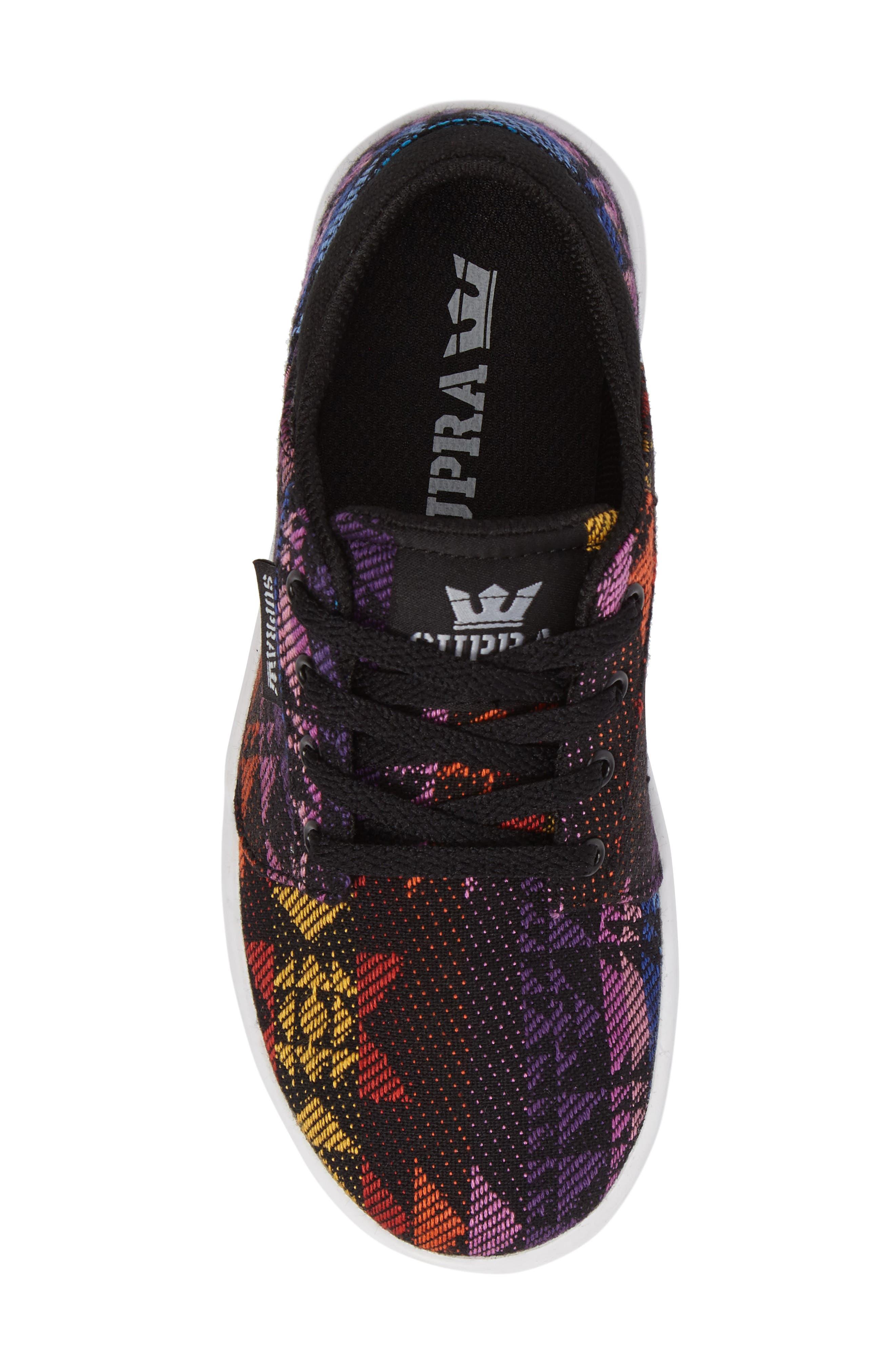 Yorek Low Top Sneaker,                             Alternate thumbnail 5, color,