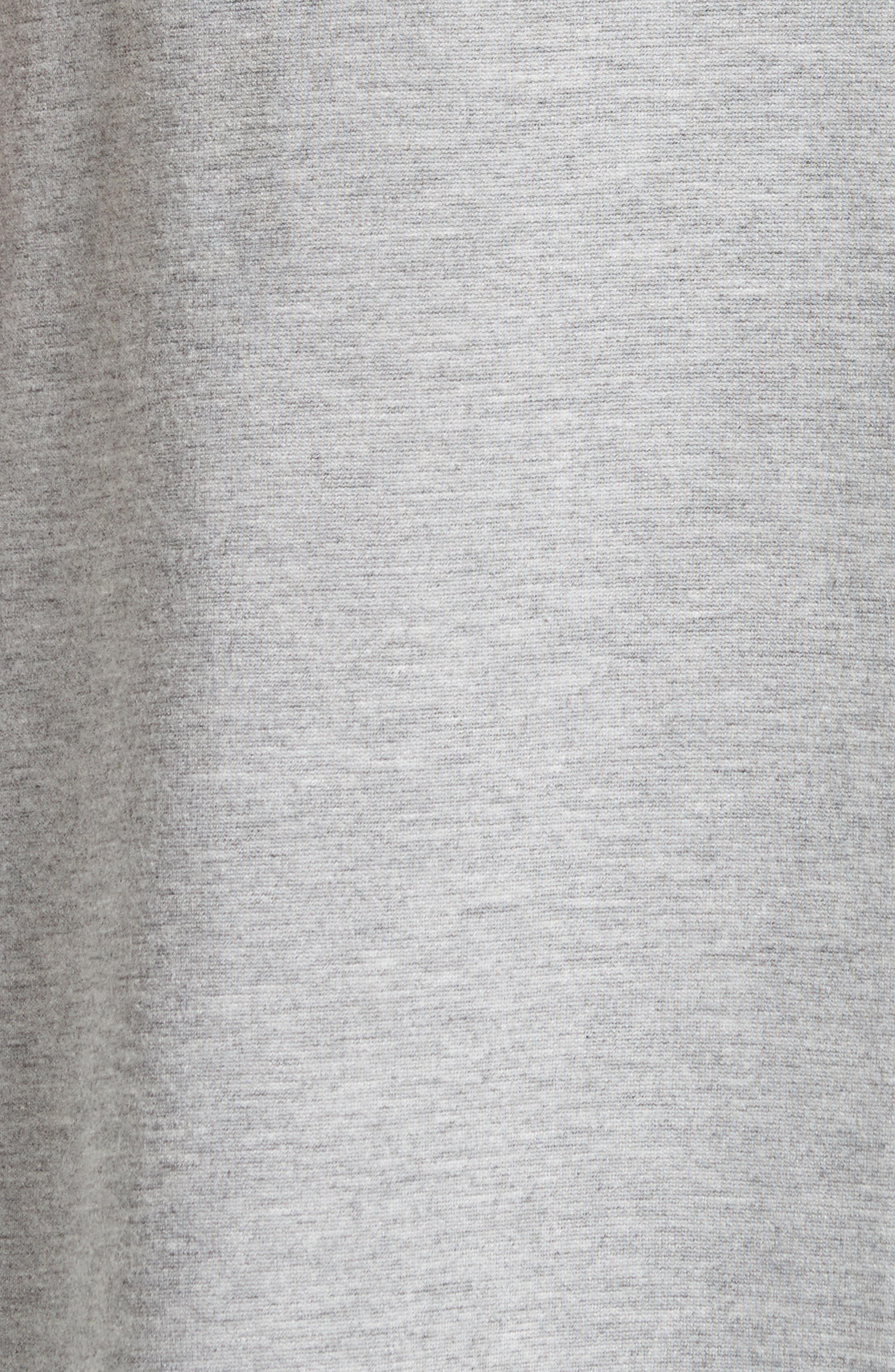 Ruched Midi Skirt,                             Alternate thumbnail 5, color,