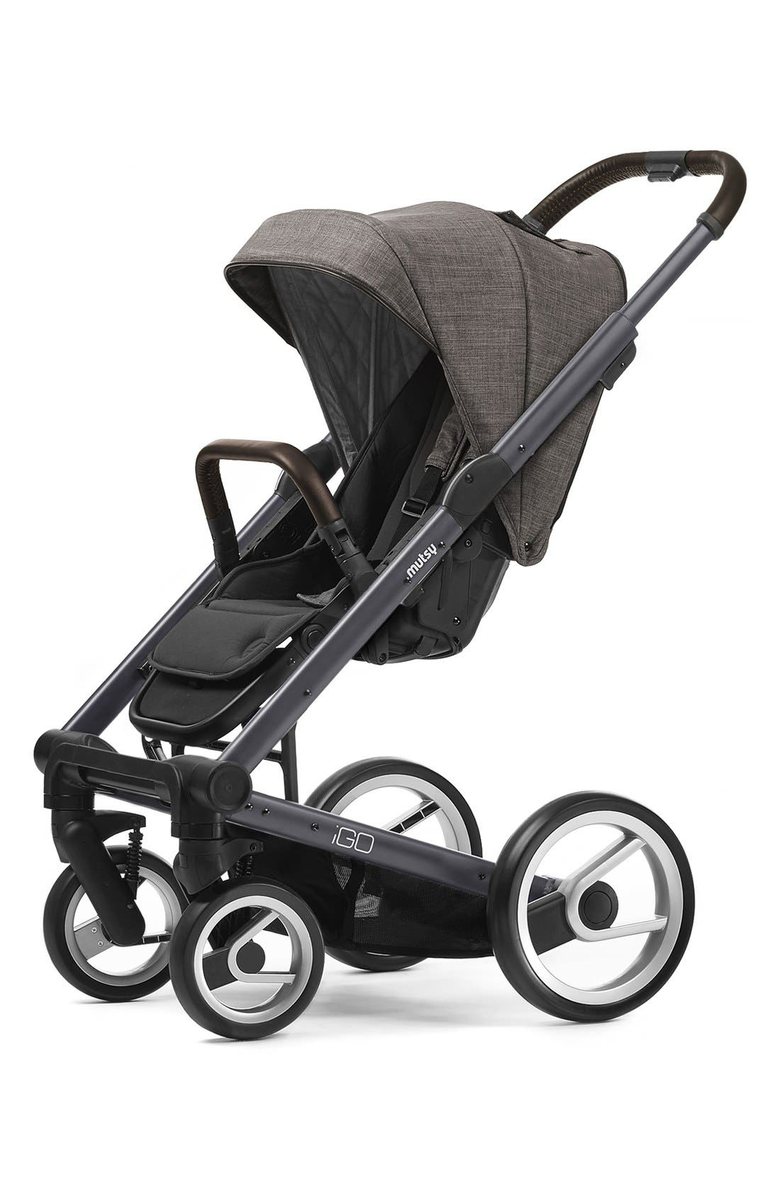 MUTSY Igo - Farmer Earth Stroller, Main, color, 212