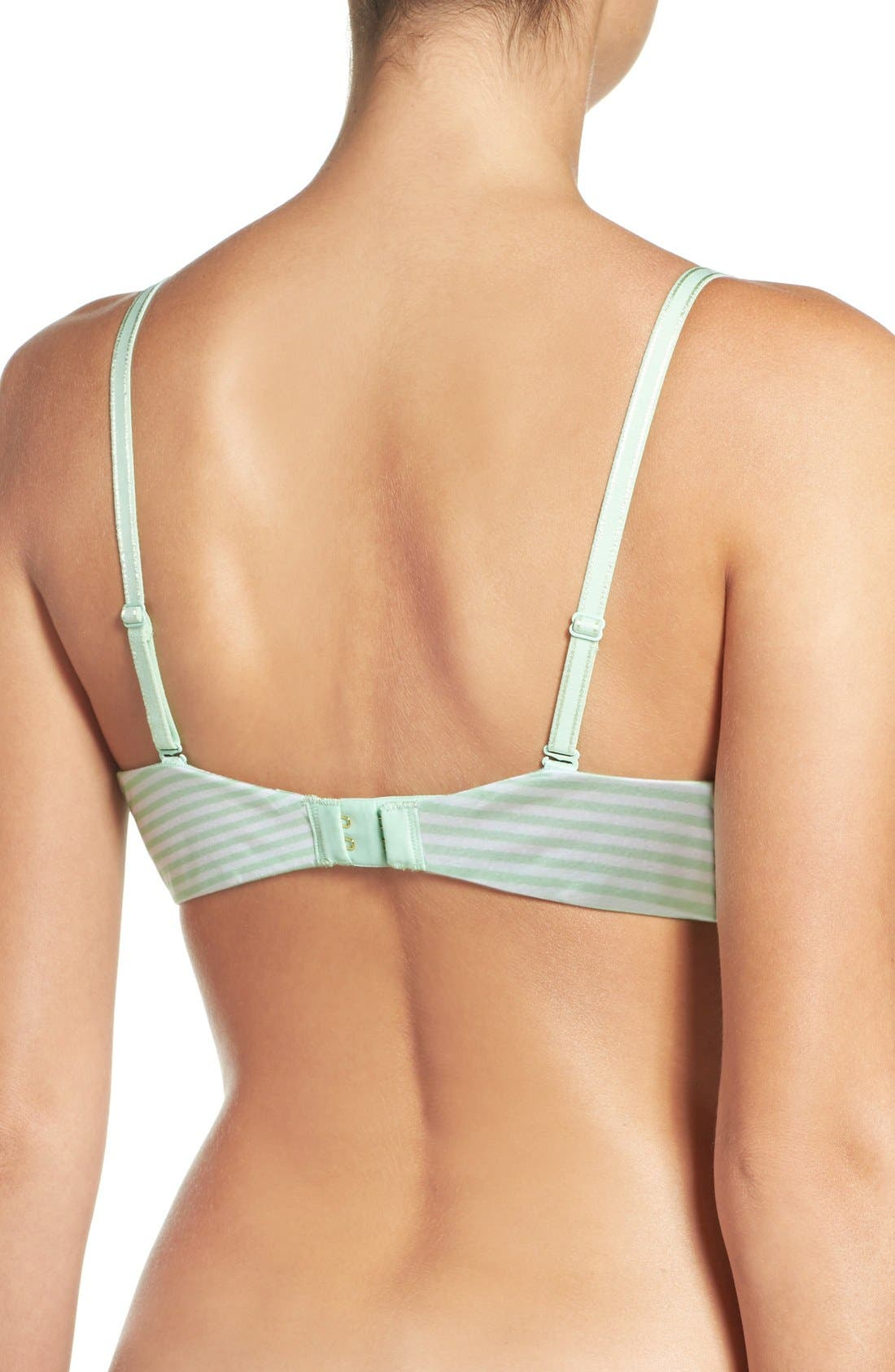 Forever Perfect Convertible Underwire Push-Up Bra,                             Alternate thumbnail 12, color,
