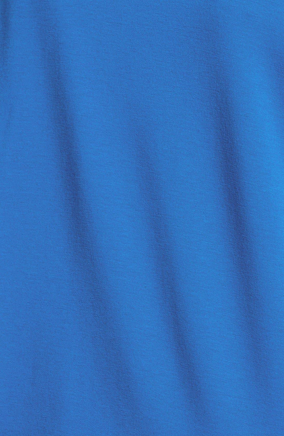 One-Button Fleece Cardigan,                             Alternate thumbnail 122, color,