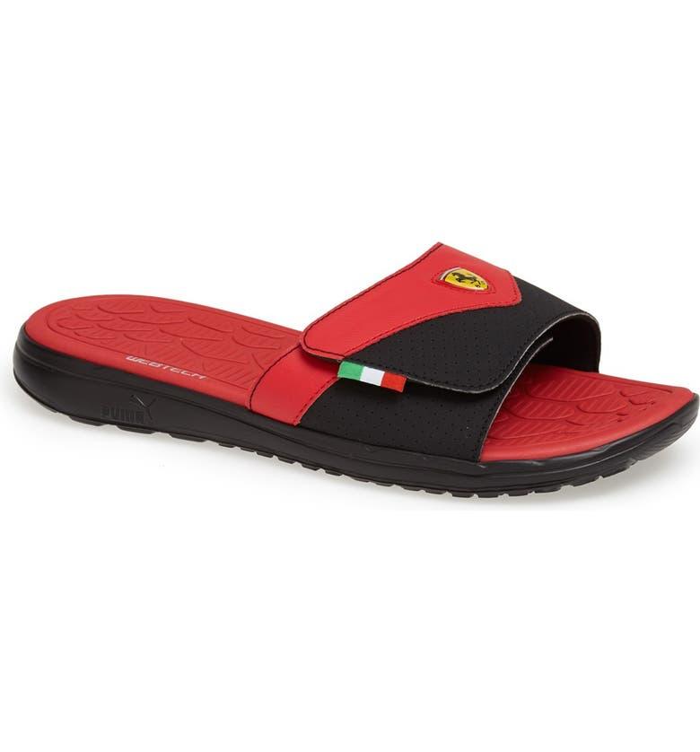 PUMA  Ferrari  Slide Sandal (Men)  738a73ab8