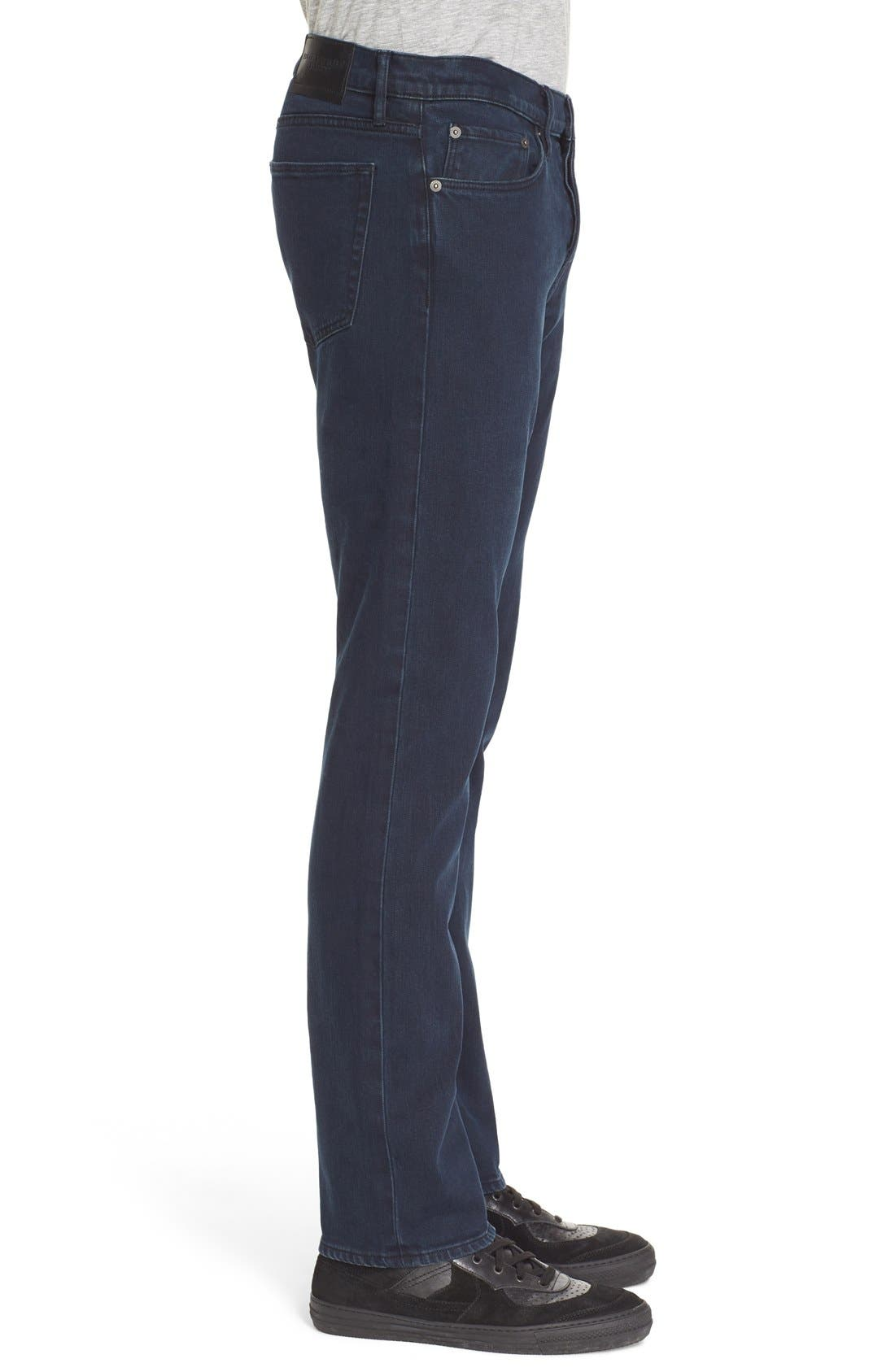 Straight Leg Jeans Jeans,                             Alternate thumbnail 5, color,                             404