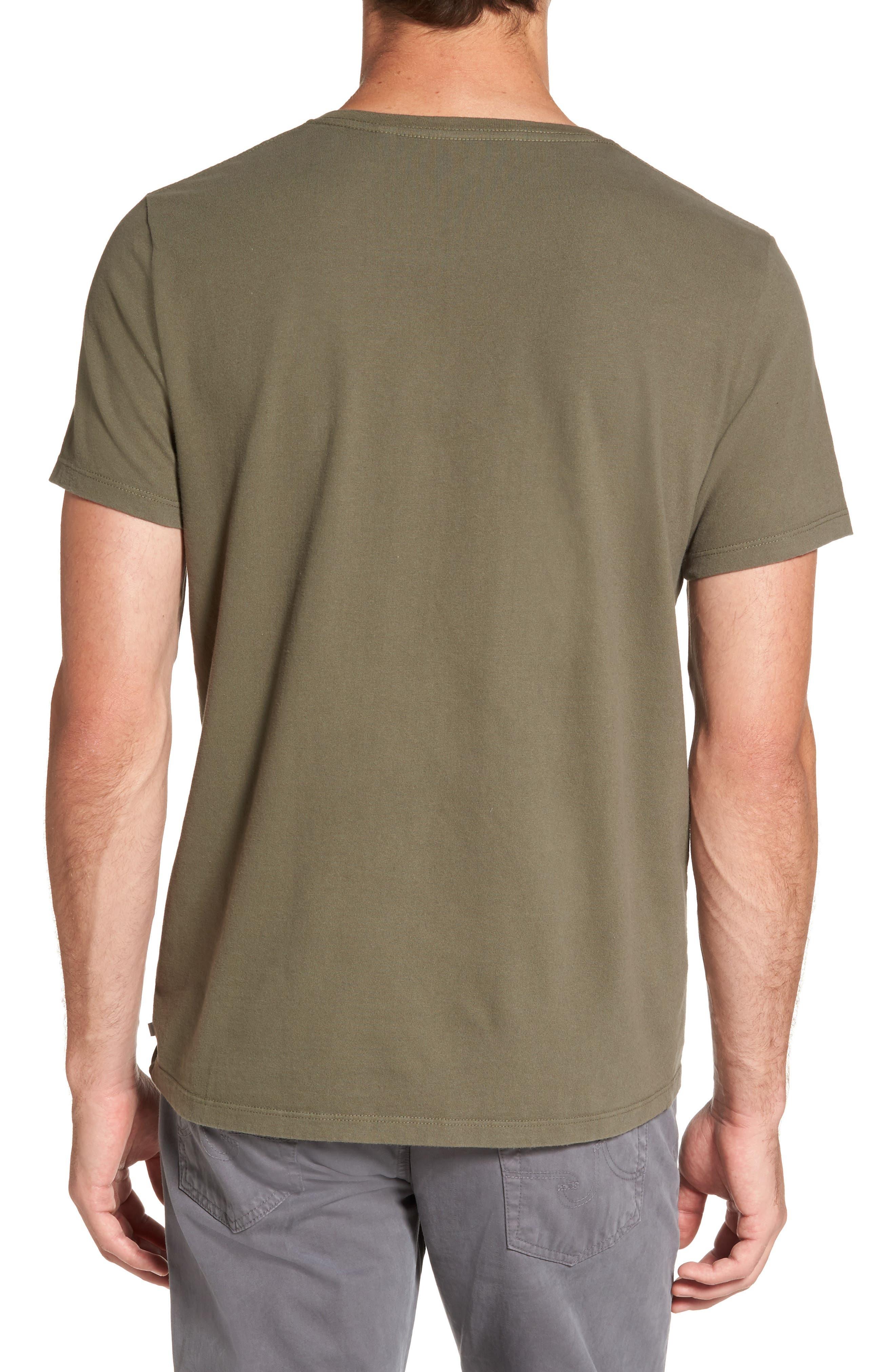 'Commute' V-Neck T-Shirt,                             Alternate thumbnail 2, color,                             396