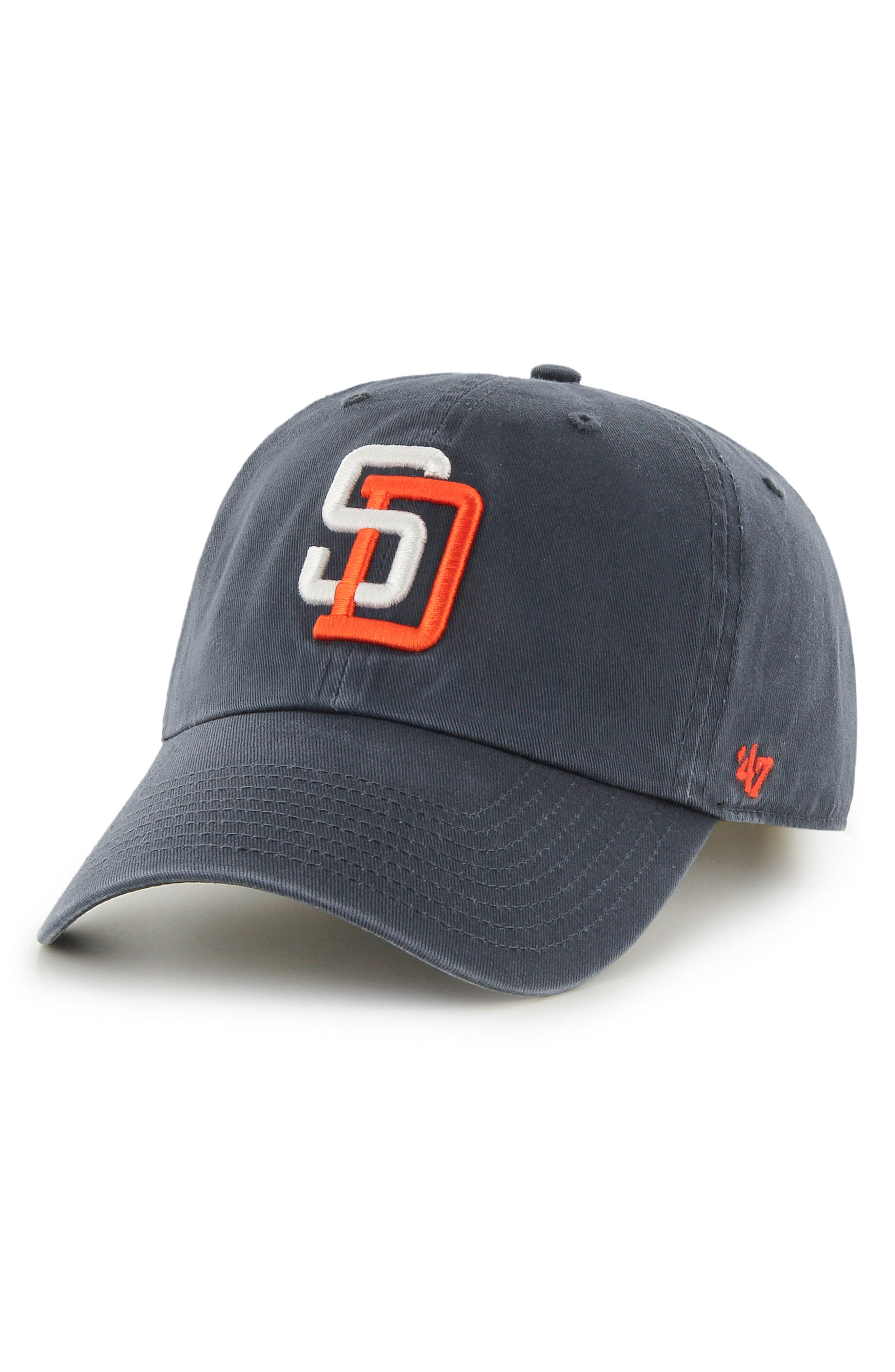 MLB Cooperstown Logo Ball Cap,                             Main thumbnail 8, color,