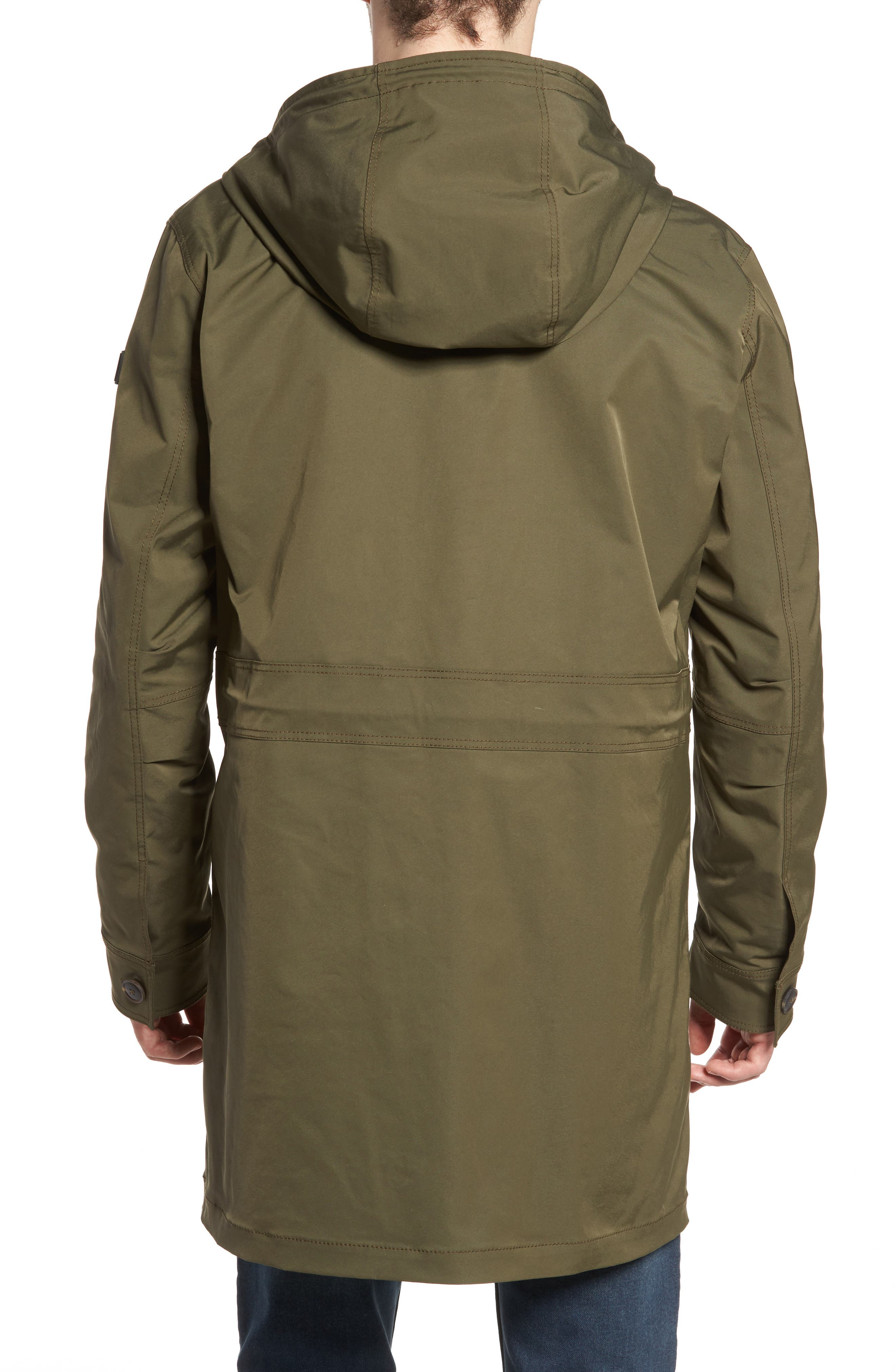 Odrax 3-in-1 Water Repellent Parka,                             Alternate thumbnail 2, color,