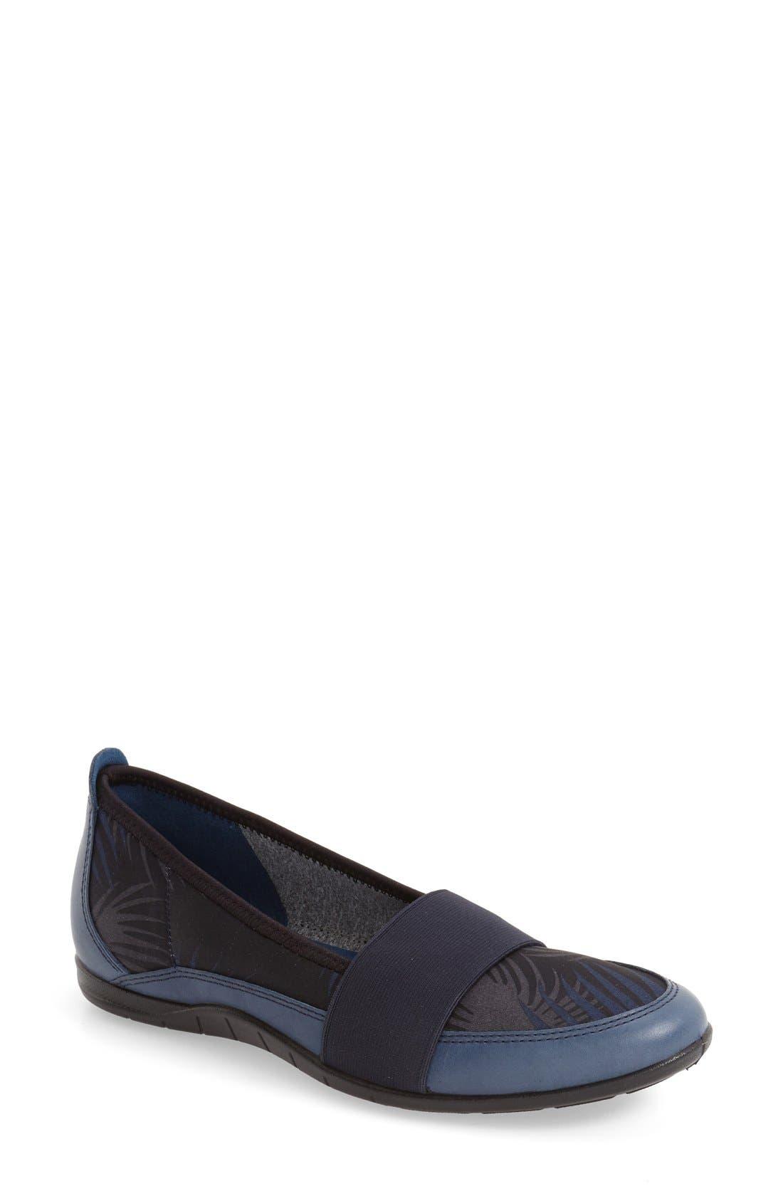'Bluma' Slip-On Sneaker,                             Main thumbnail 6, color,