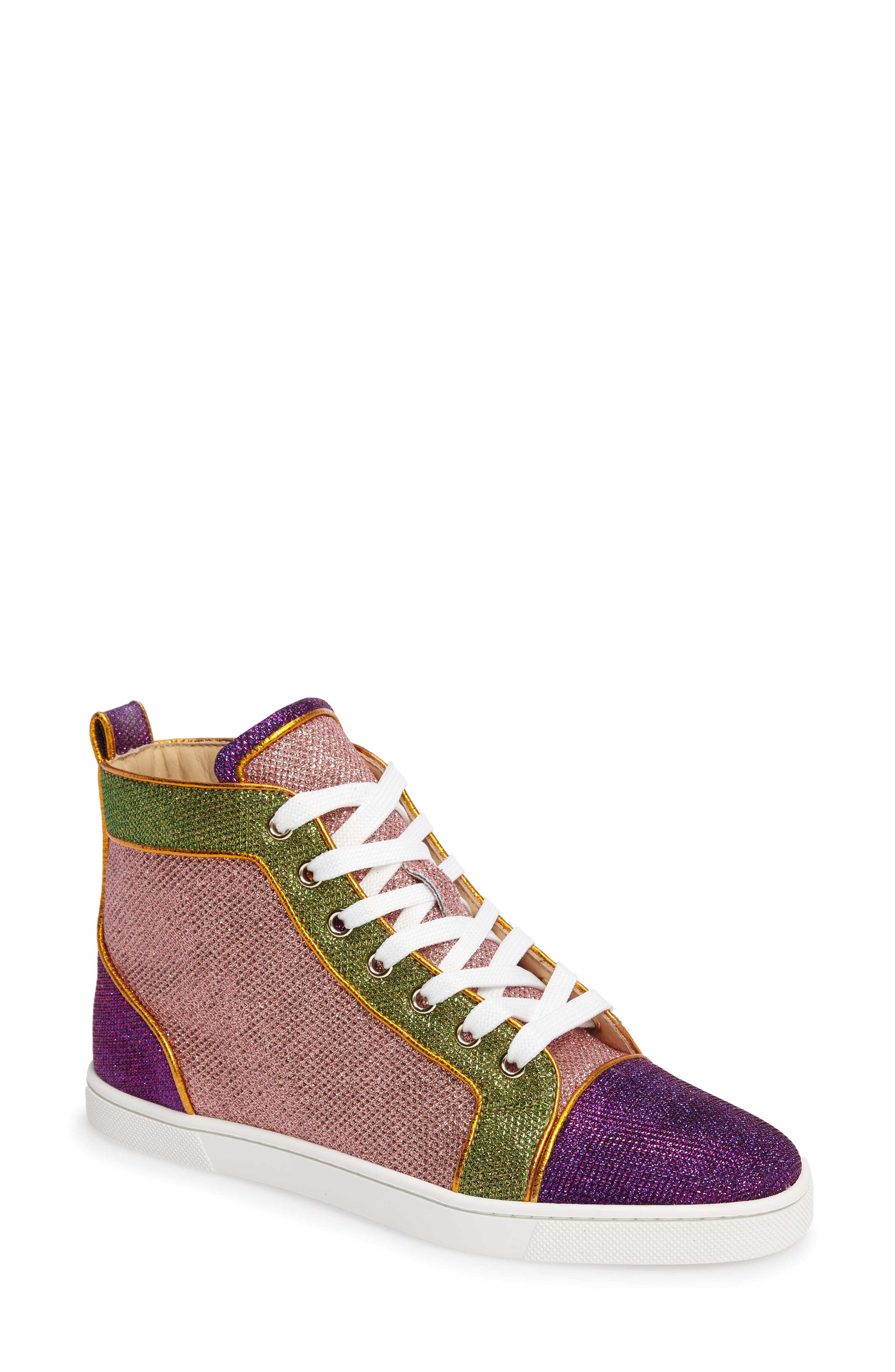 Bip Bip High Top Sneaker,                             Main thumbnail 2, color,