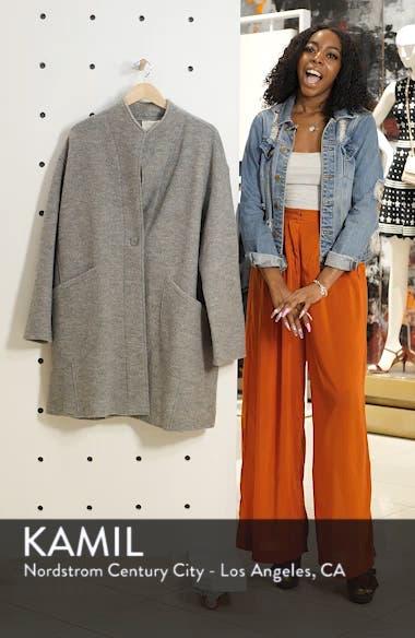 Teddy Wool Coat, sales video thumbnail