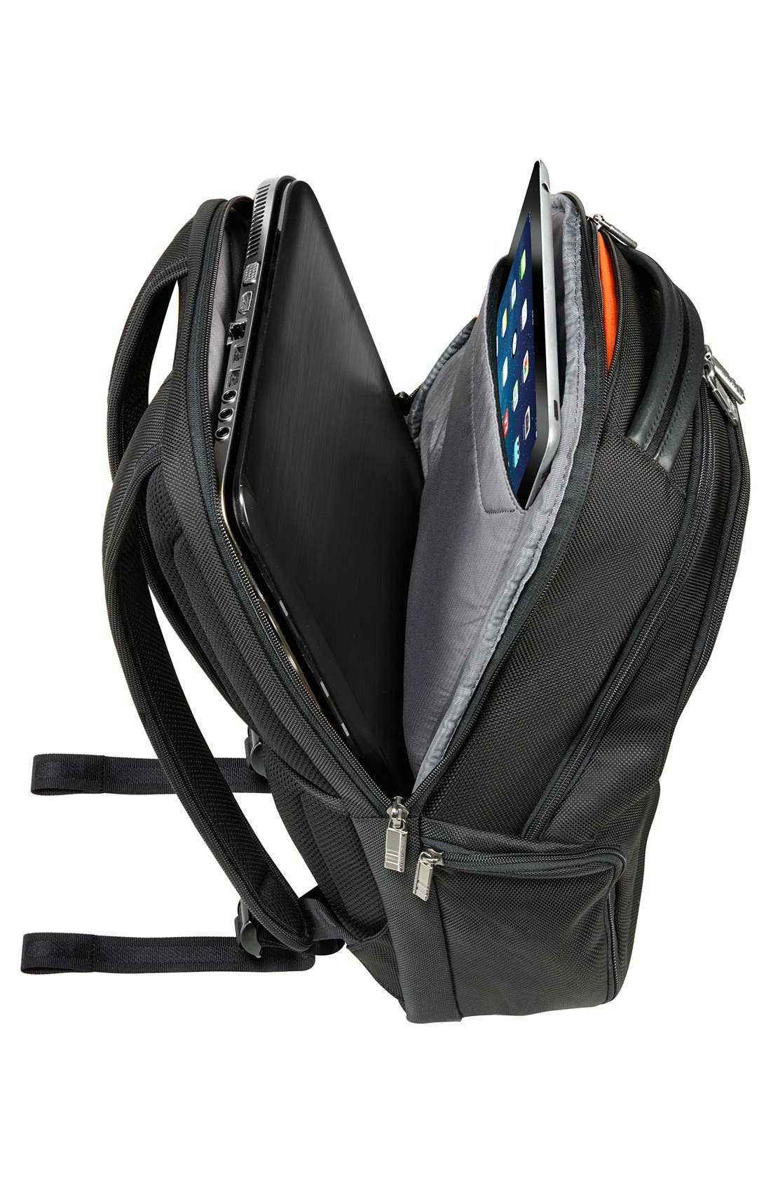 @work - Medium Backpack,                             Alternate thumbnail 6, color,                             004