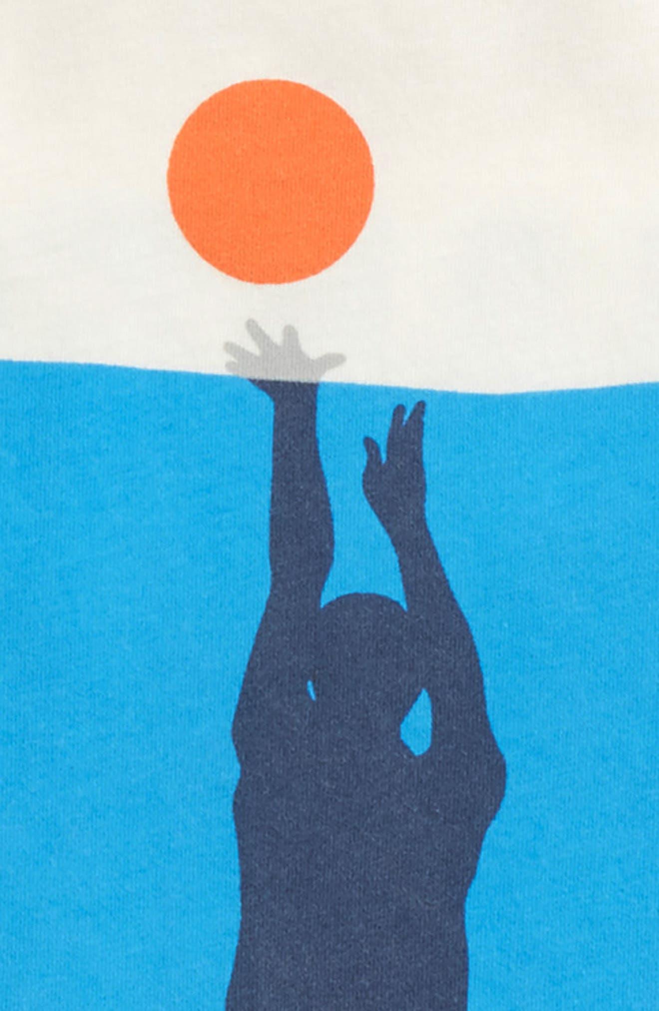 Basketball Practice T-Shirt,                             Alternate thumbnail 4, color,                             906