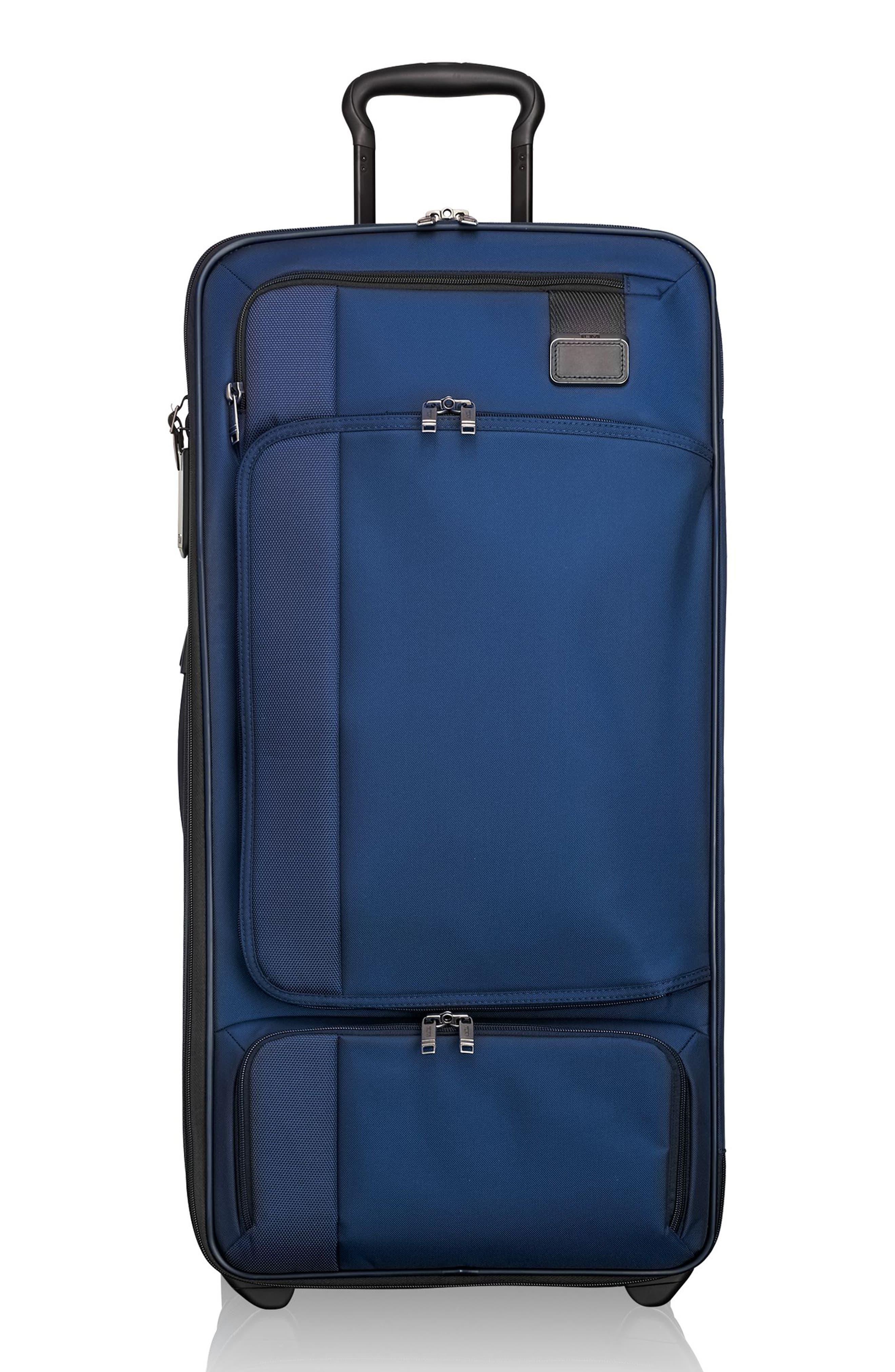 Merge - Rolling Duffel Bag,                         Main,                         color, OCEAN BLUE