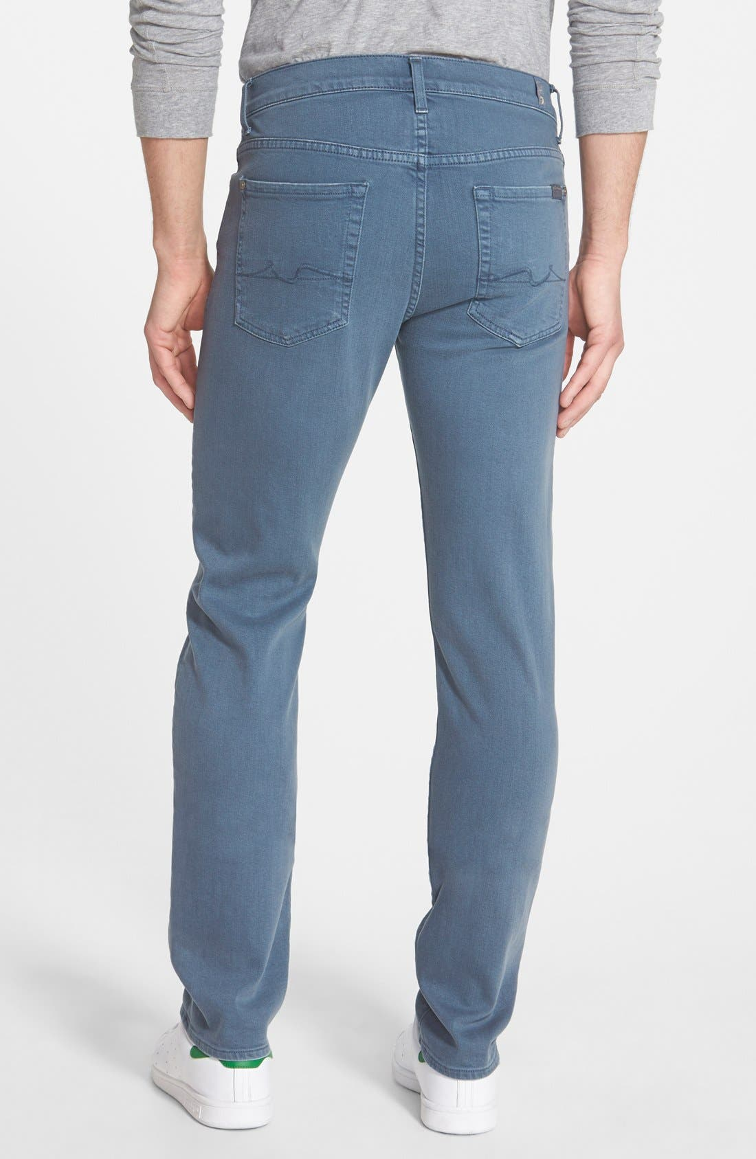 'Slimmy - Luxe Performance' Slim Fit Jeans,                             Alternate thumbnail 65, color,