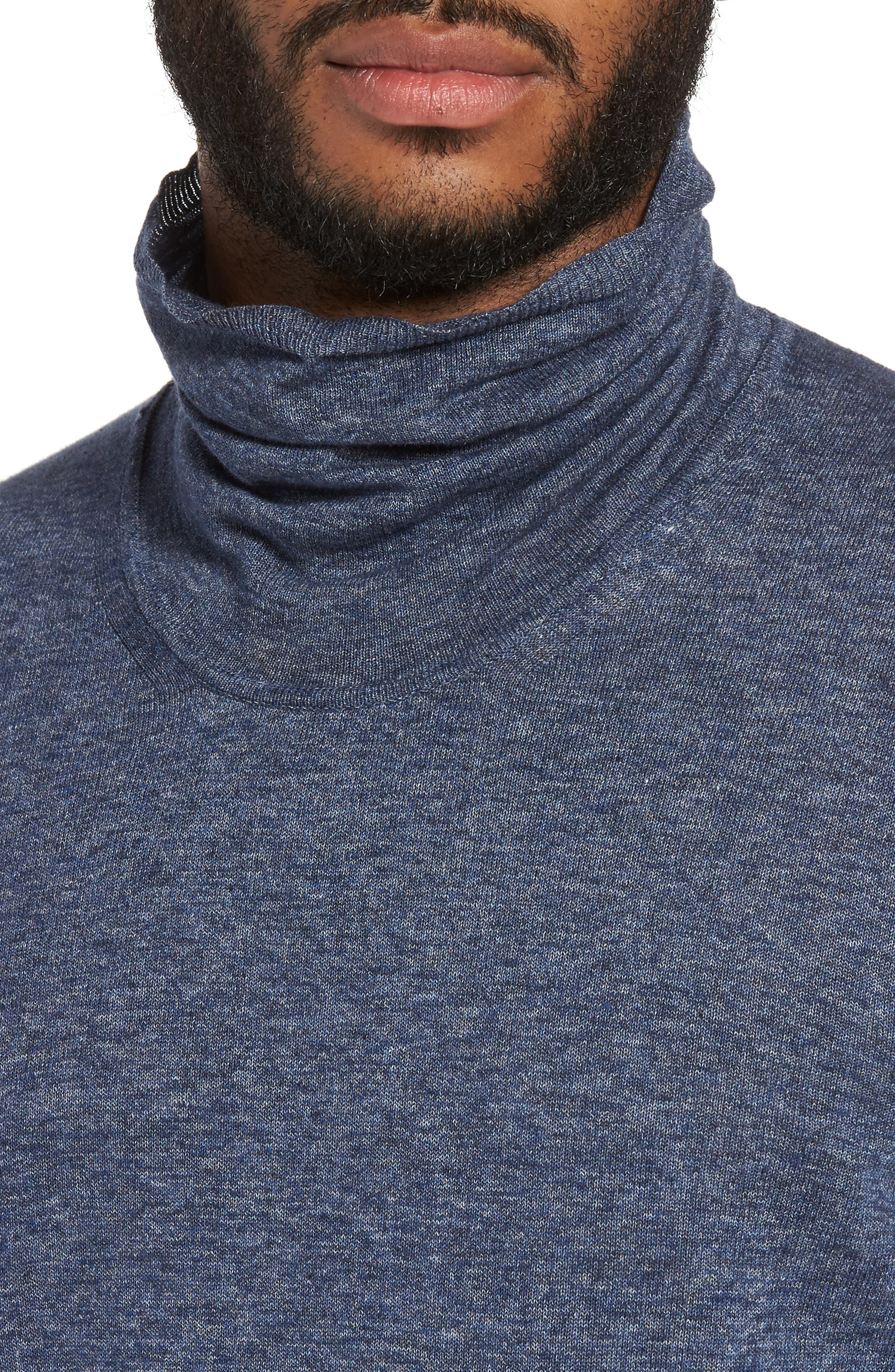 Hess Wool Turtleneck Sweater,                             Alternate thumbnail 8, color,