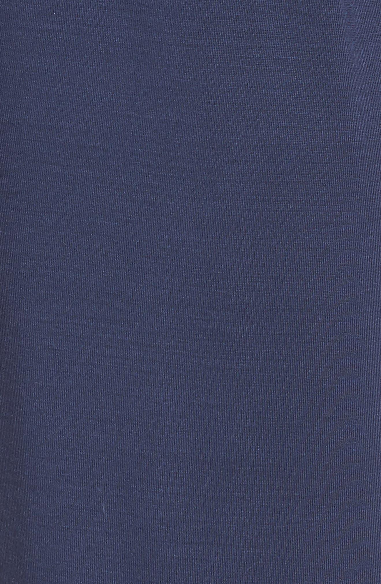 Snuggle Lounge Pants,                             Alternate thumbnail 5, color,                             STEEL BLUE