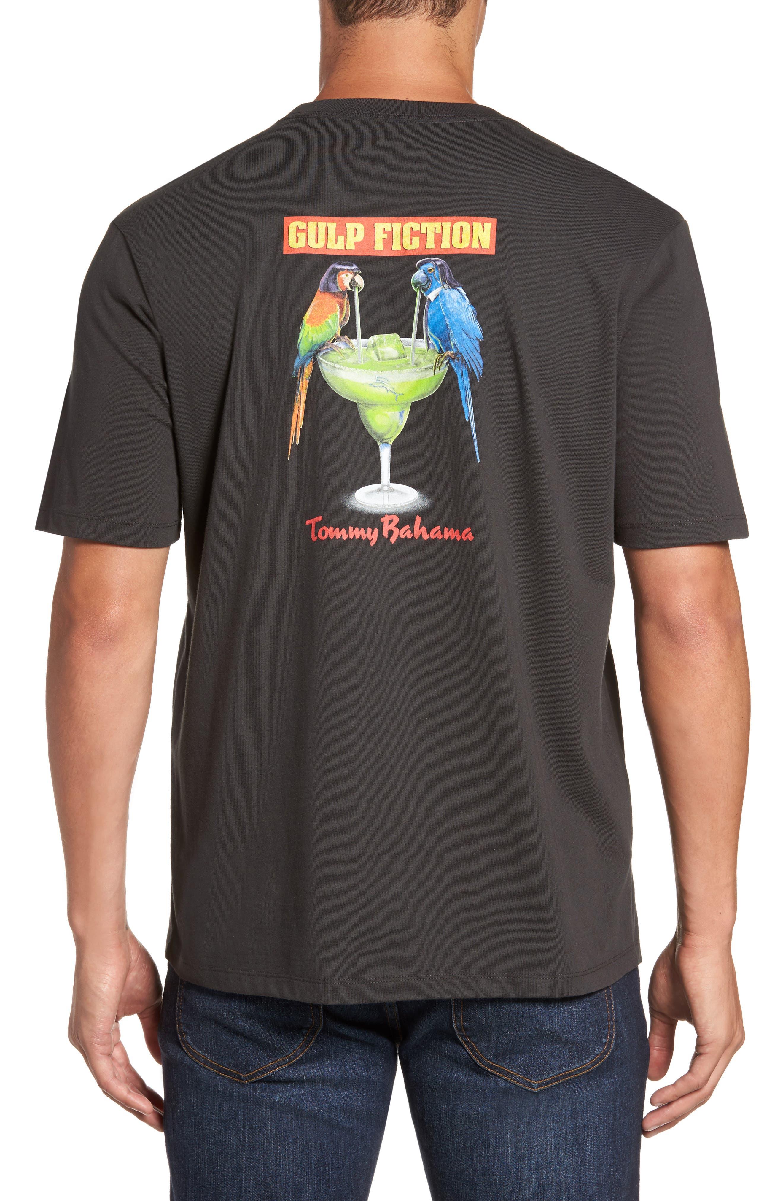 Gulp Fiction T-Shirt,                             Alternate thumbnail 2, color,                             001