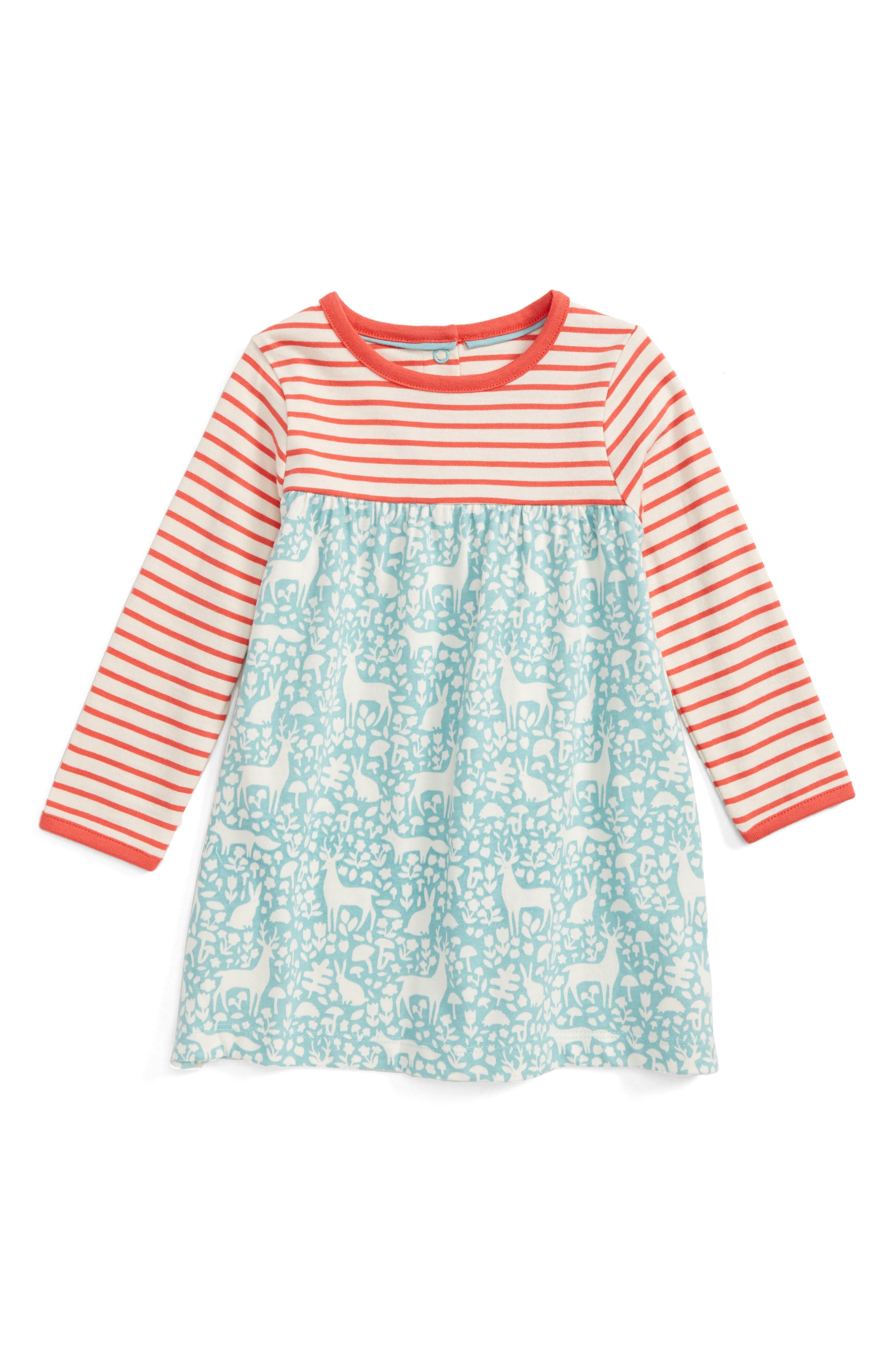 Hotchpotch Jersey Dress,                             Main thumbnail 1, color,
